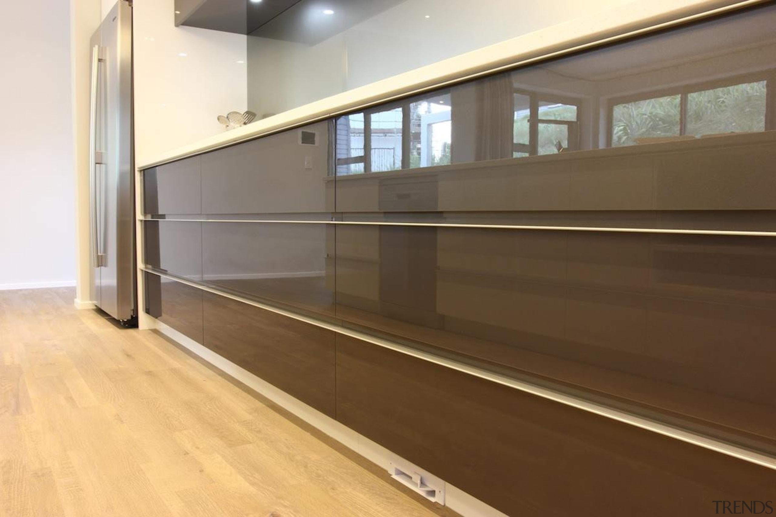 Sage Doors has been manufacturing quality roller doors floor, flooring, glass, handrail, hardwood, laminate flooring, wall, wood, wood flooring, brown