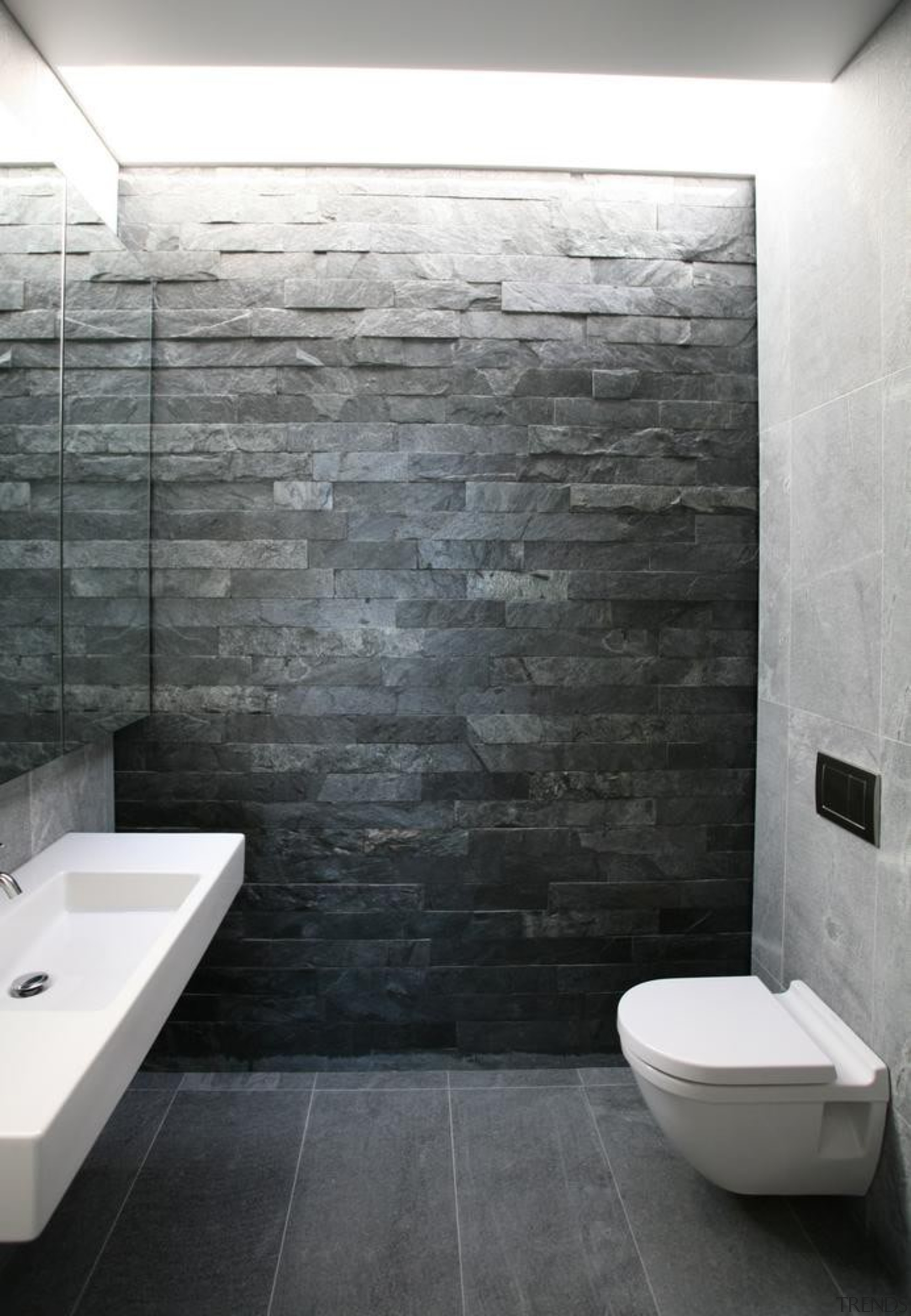 Christchurch House - Christchurch House - architecture | architecture, bathroom, floor, interior design, plumbing fixture, product design, room, tap, tile, wall, gray, black