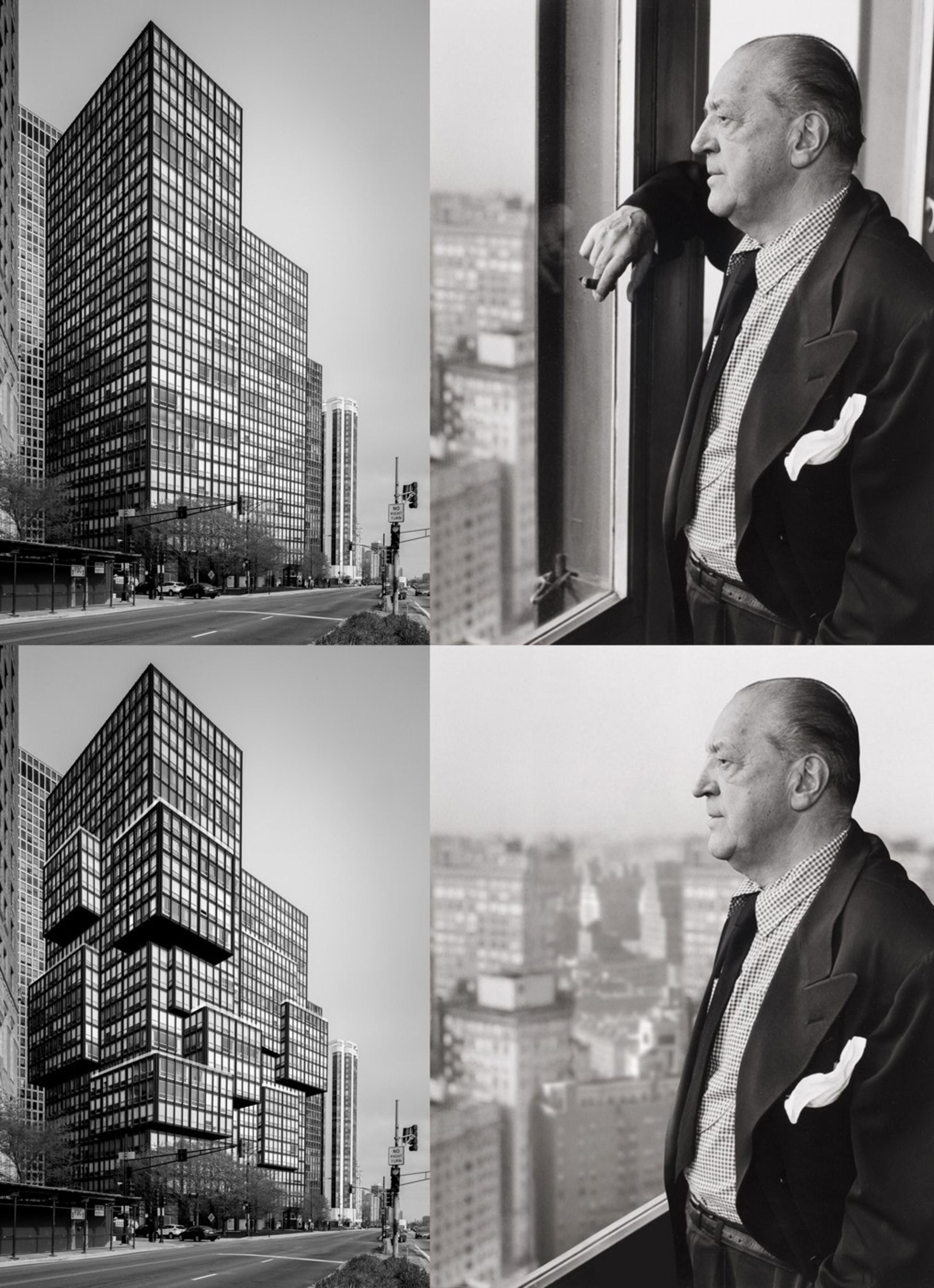 11.jpg - black and white | building | black and white, building, gentleman, monochrome, monochrome photography, photograph, photography, gray, black
