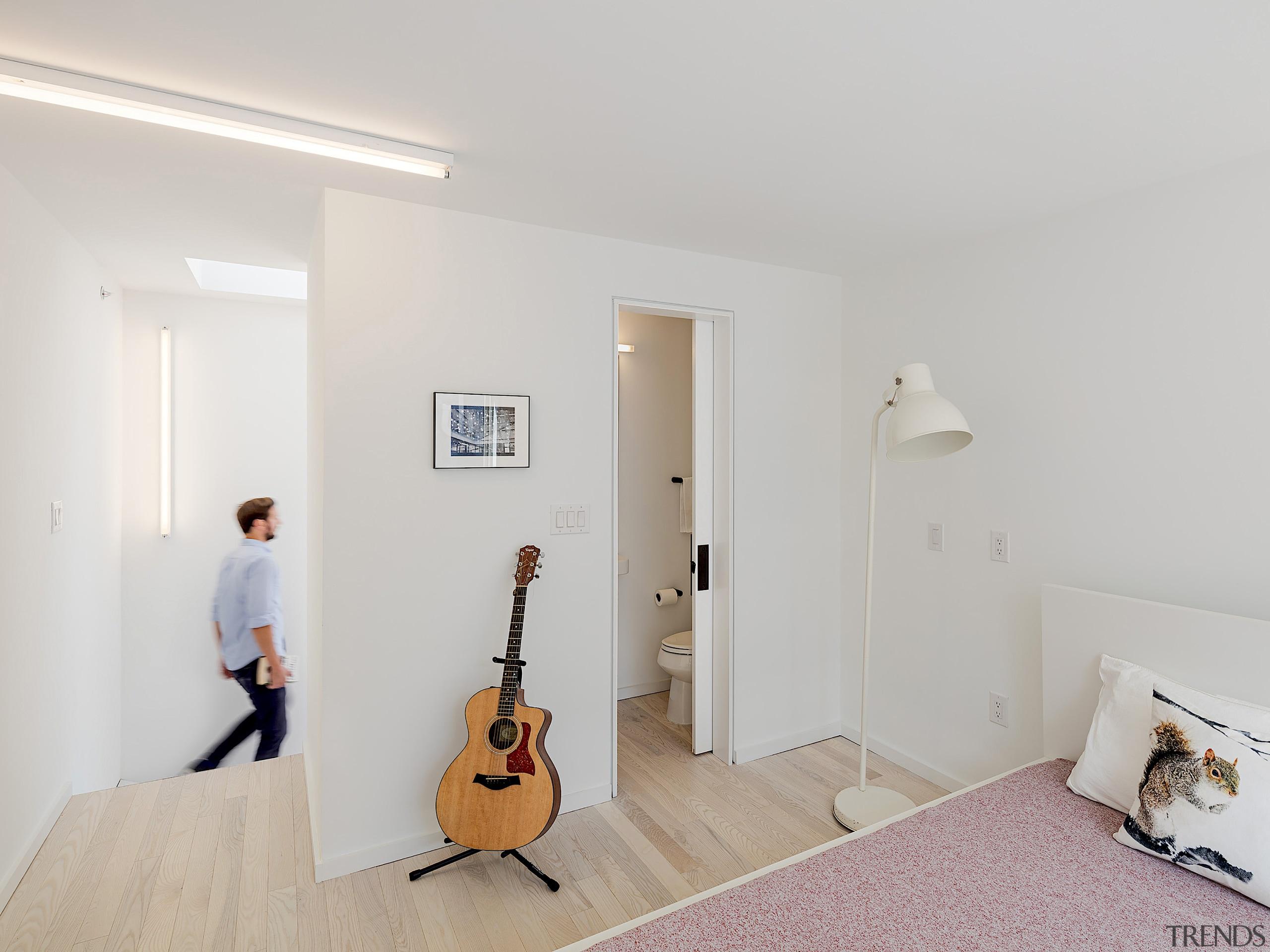 The six-level domestic skyscraper allows for plenty of