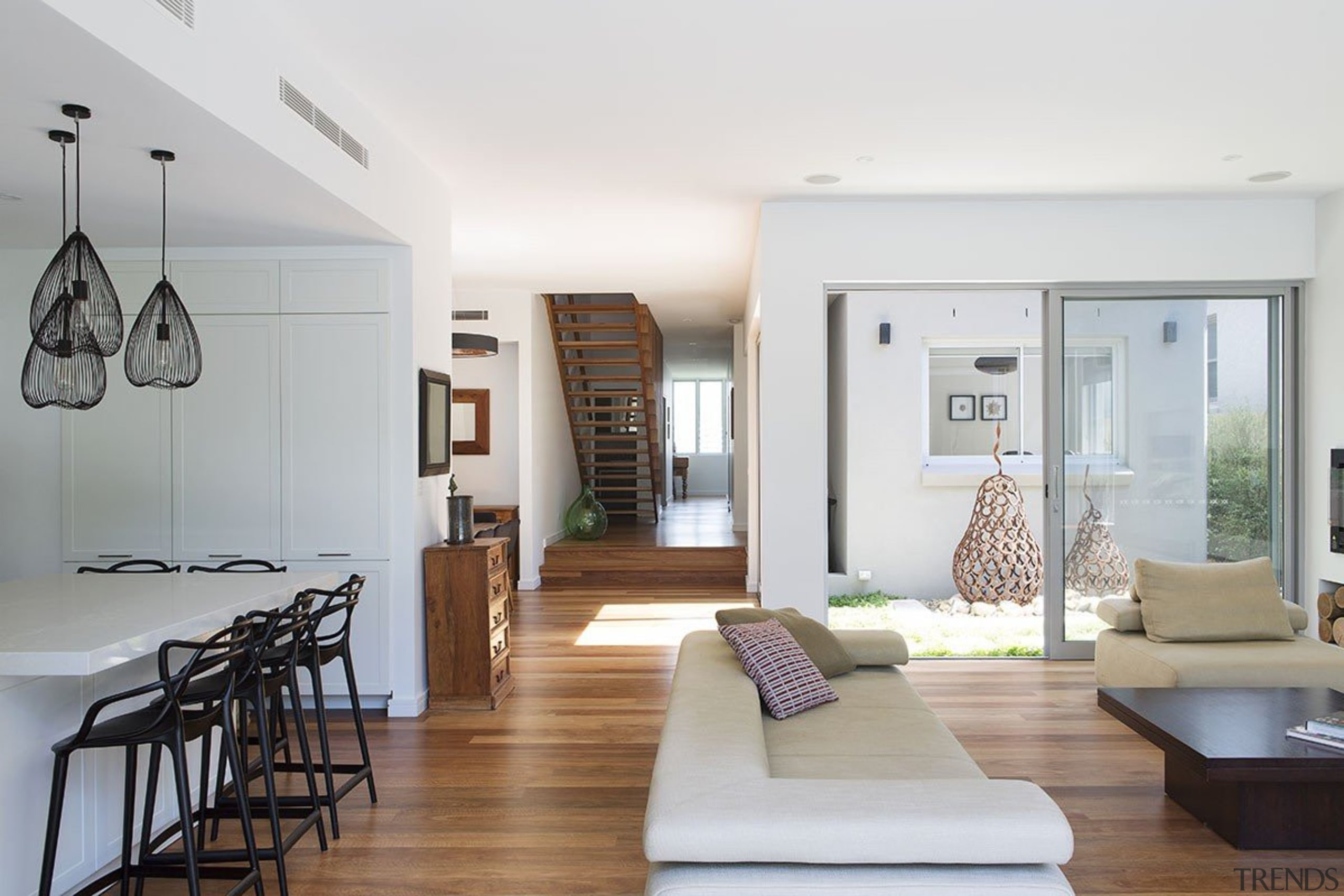 IL Design, SydneySee more from of this architecture, ceiling, home, house, interior design, living room, real estate, room, gray, white