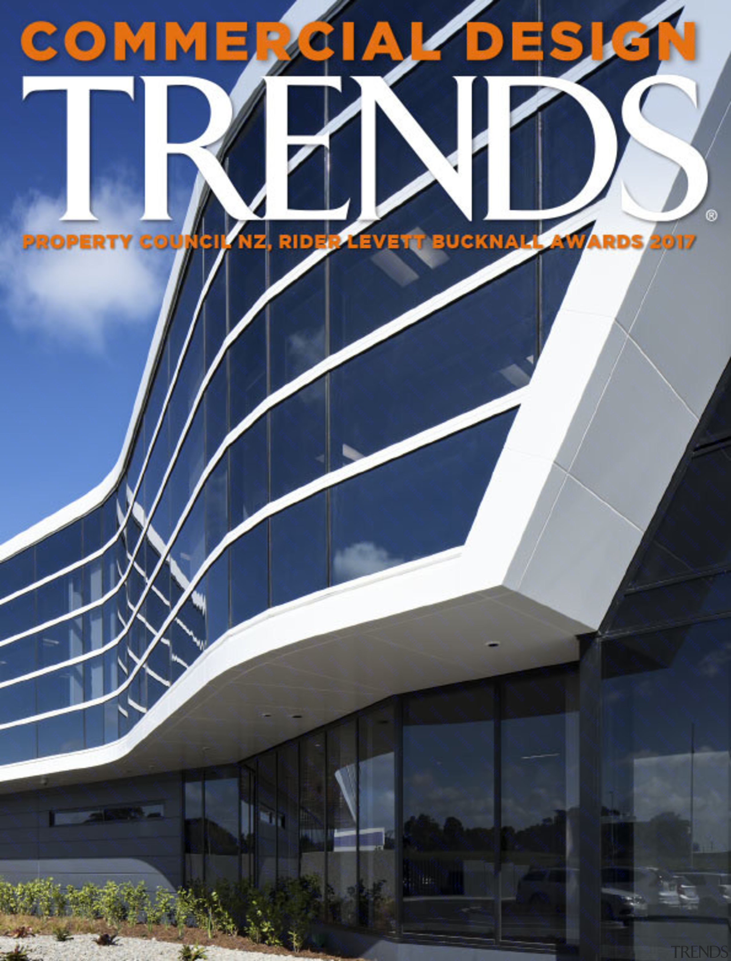 Nz332C Cover Ebook architecture, building, corporate headquarters, daylighting, facade, structure, blue