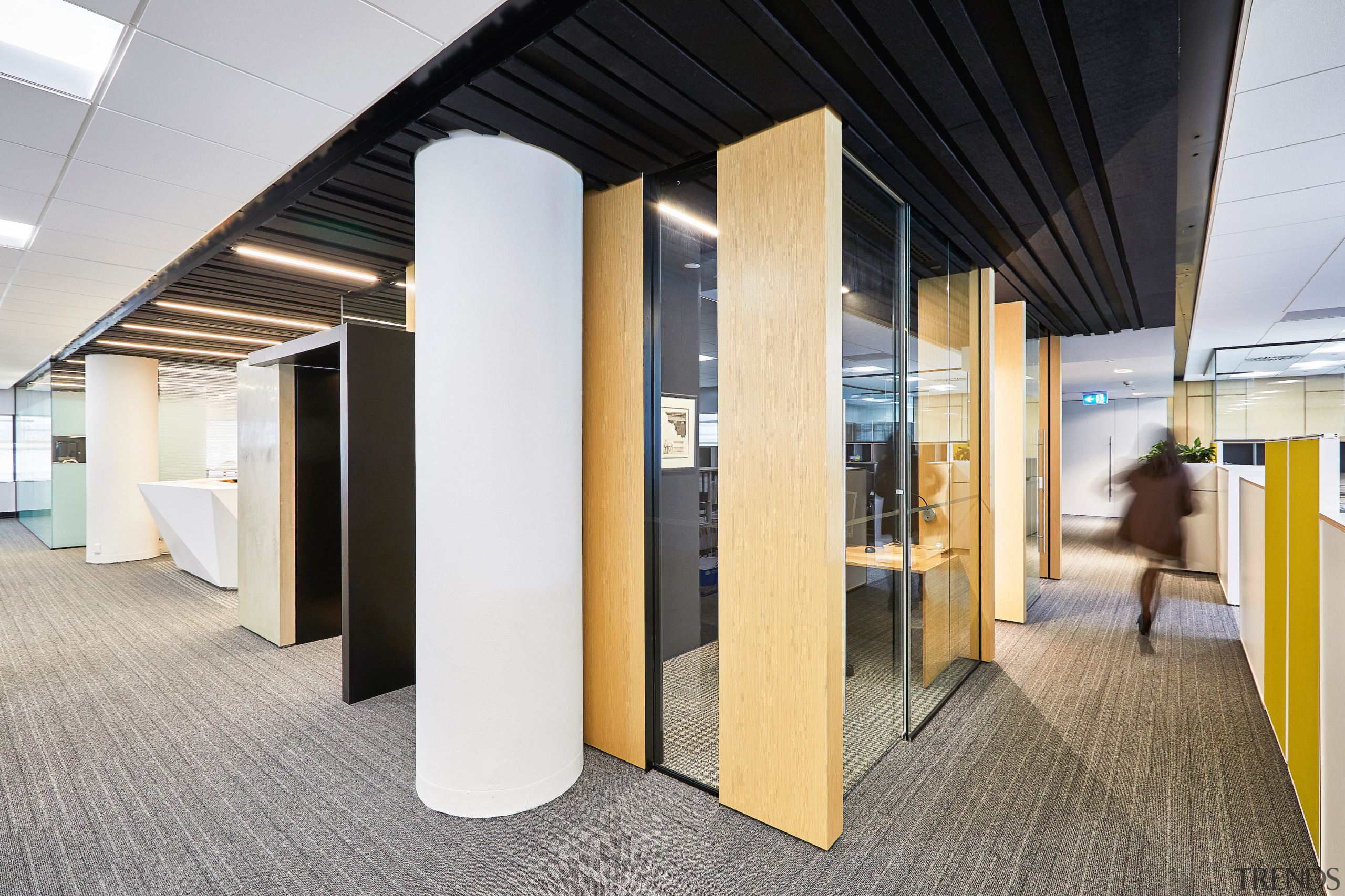 Greenwood Roche by Custance. - Why your workplace