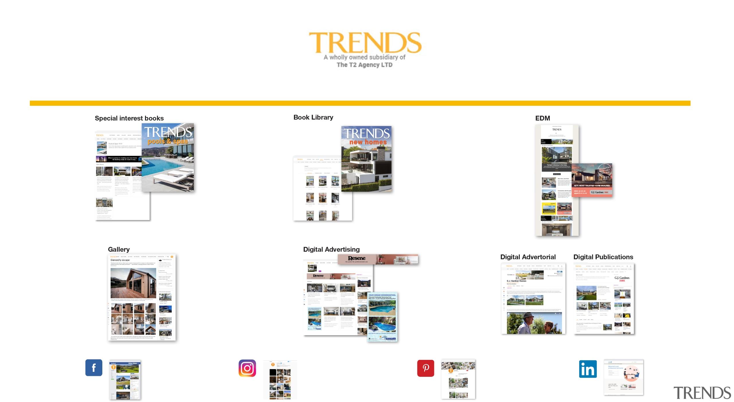 Digital Advertorial and online book package