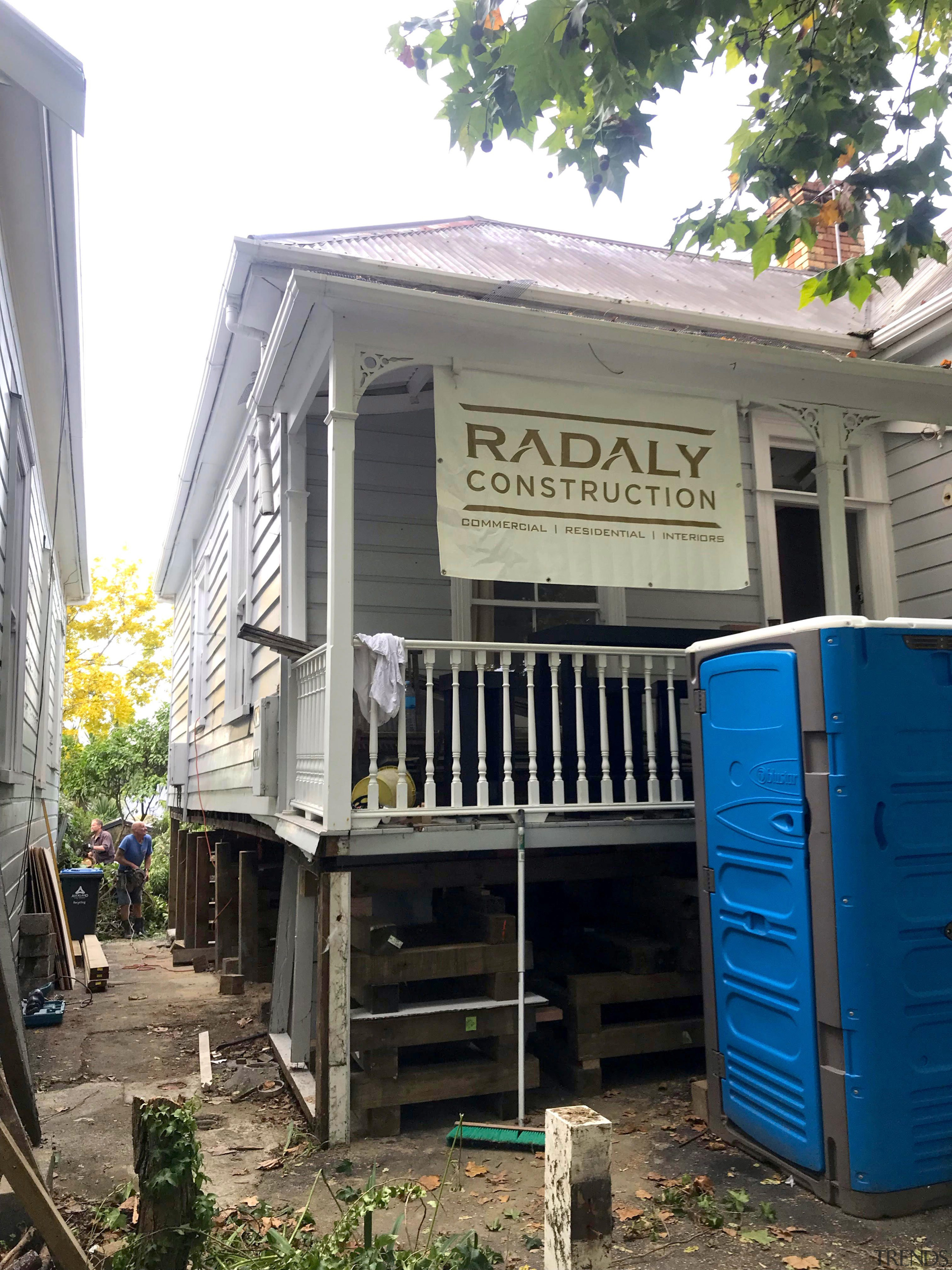 Diary of a renovation: Volume one - architecture architecture, building, home, house, neighbourhood, porch, property, shed, gray