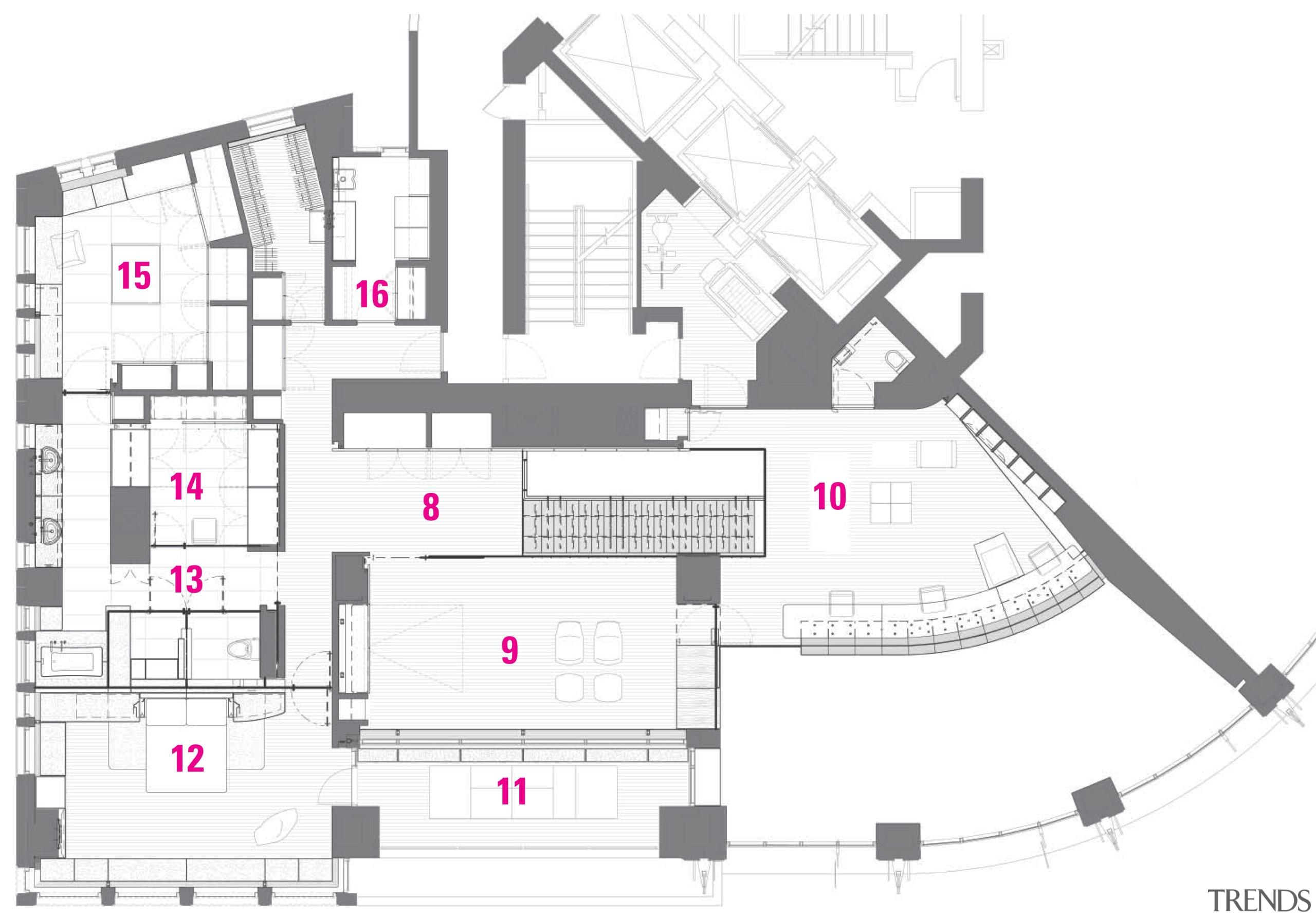 Floor plan. - Floor plan. - architecture | architecture, area, building, design, diagram, elevation, floor plan, line, plan, product design, residential area, schematic, structure, urban design, white