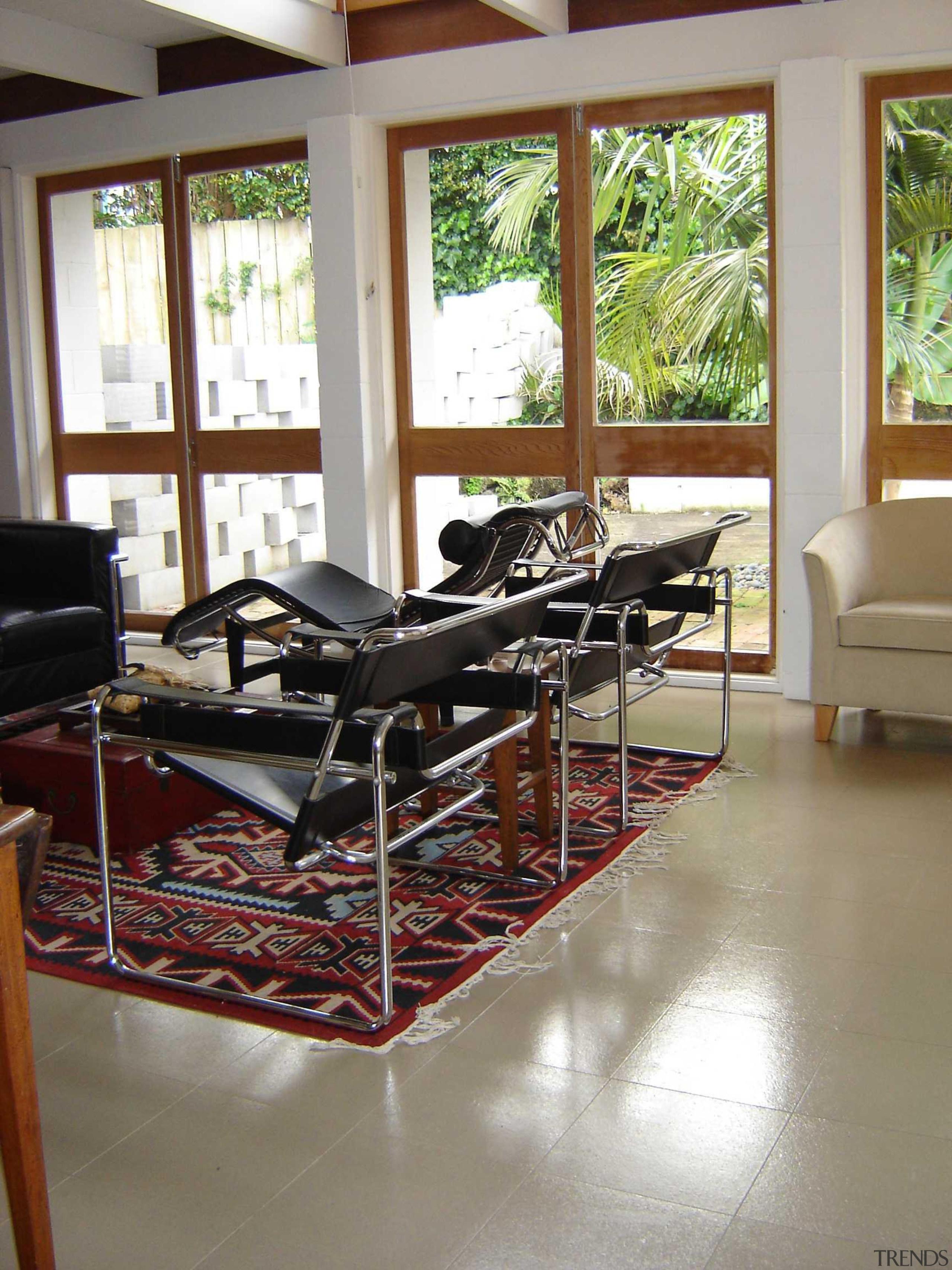 Cork Concepts provides luxury eco flooring in unlimited chair, floor, flooring, furniture, hardwood, interior design, living room, table, window, wood, wood flooring, gray