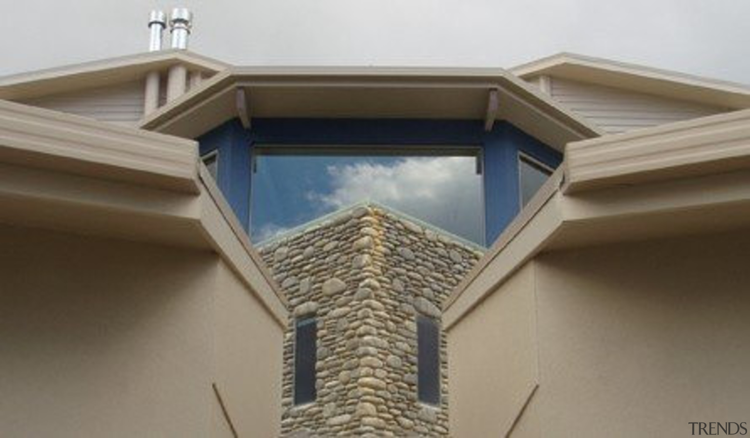Seismolock GRC Restrengthening System - daylighting | facade daylighting, facade, roof, window, gray, brown