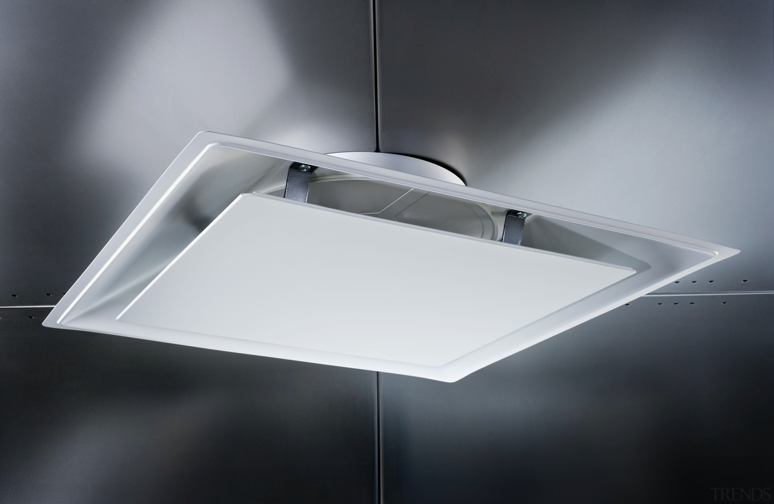 In todays design world, sustainability is key to angle, ceiling fixture, daylighting, light fixture, lighting, product design, gray, black