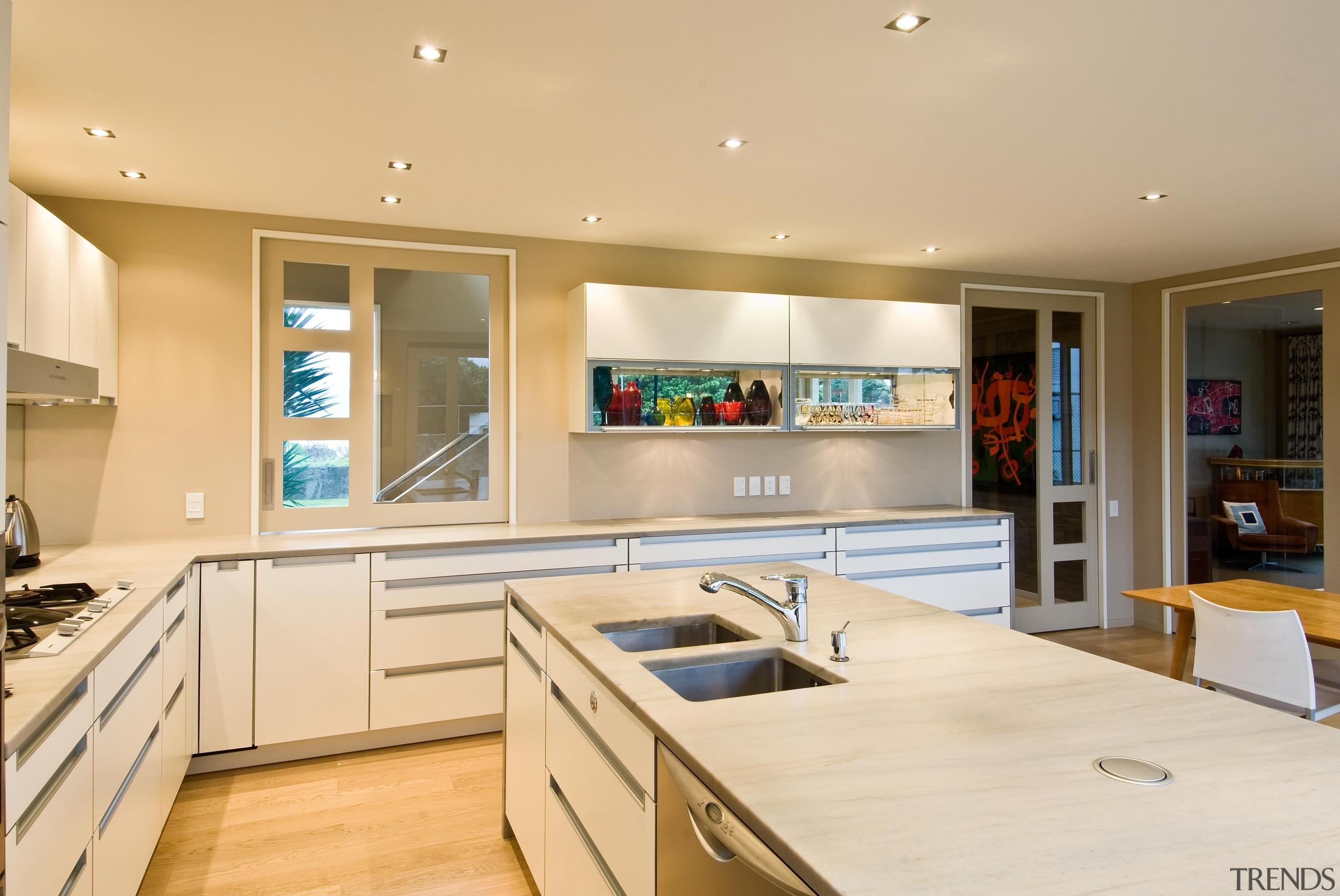 Paraparaumu Kitchen - Paraparaumu Kitchen - countertop | countertop, interior design, kitchen, real estate, room, orange