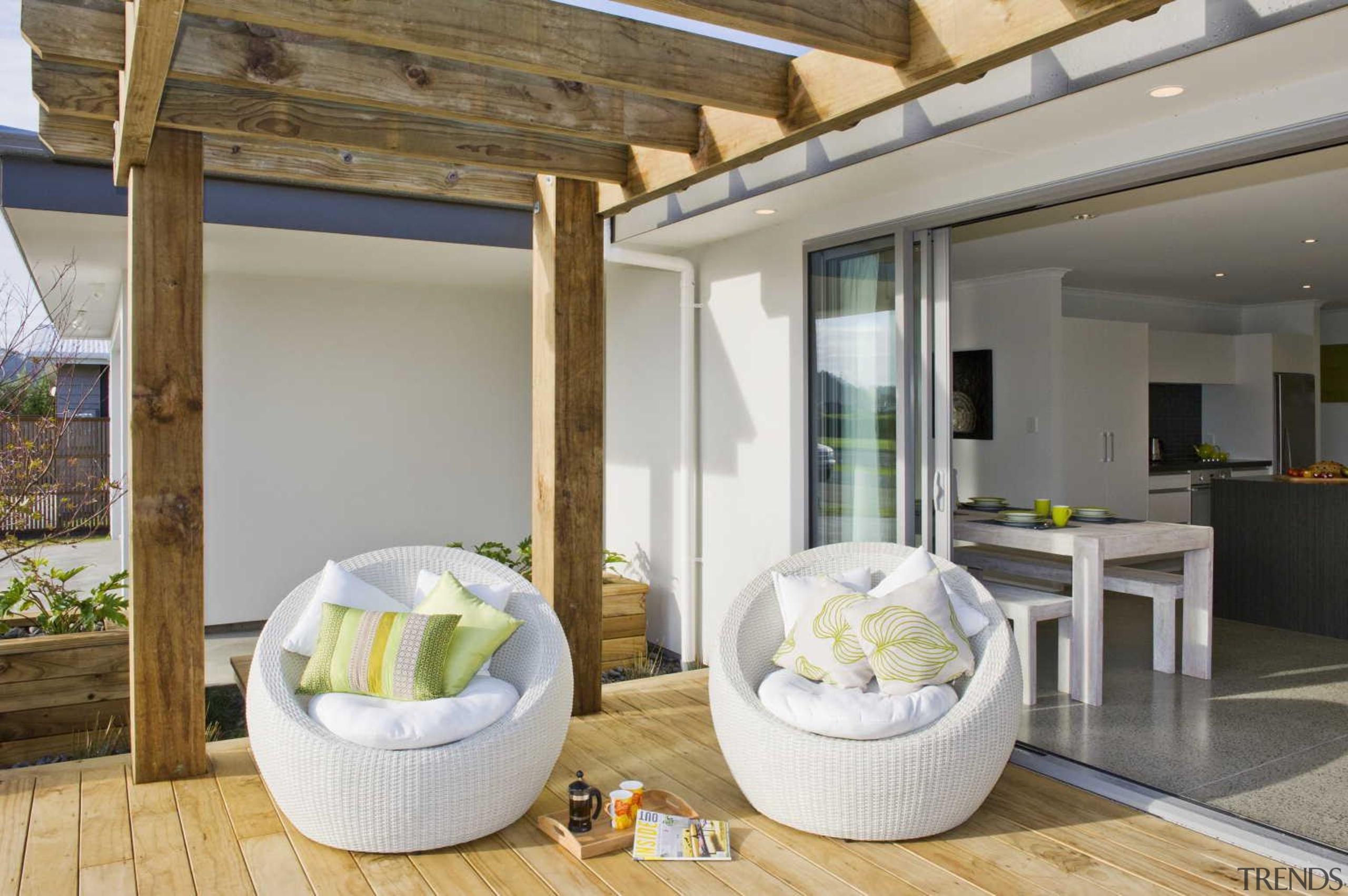 Deck - estate | home | house | estate, home, house, interior design, living room, real estate, gray