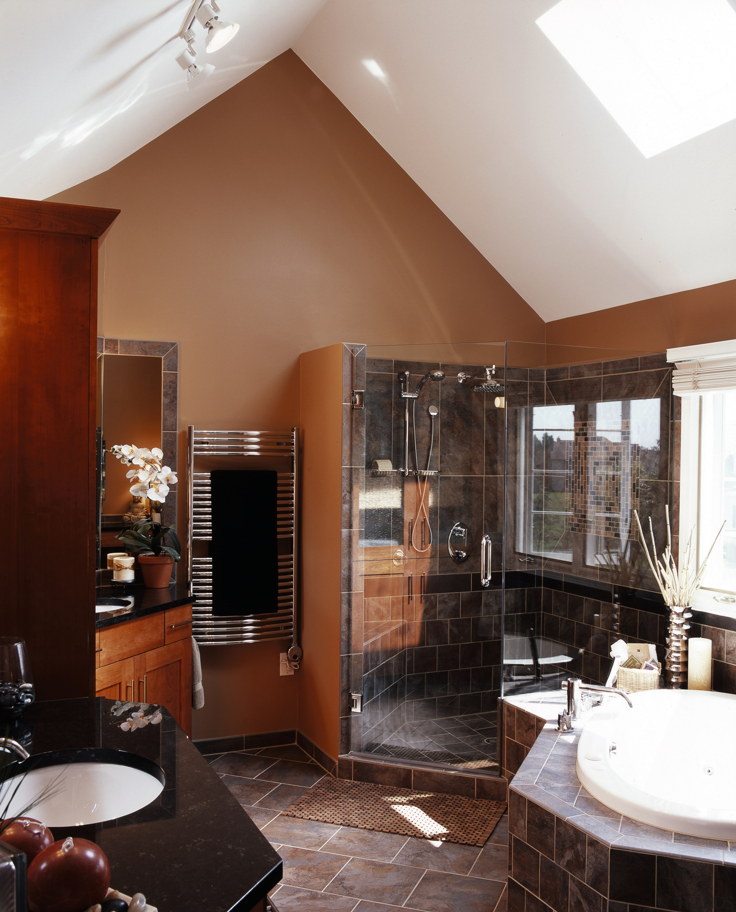 A view of Eighteenth Century Italian Architecture was bathroom, ceiling, countertop, home, interior design, real estate, room, window, white