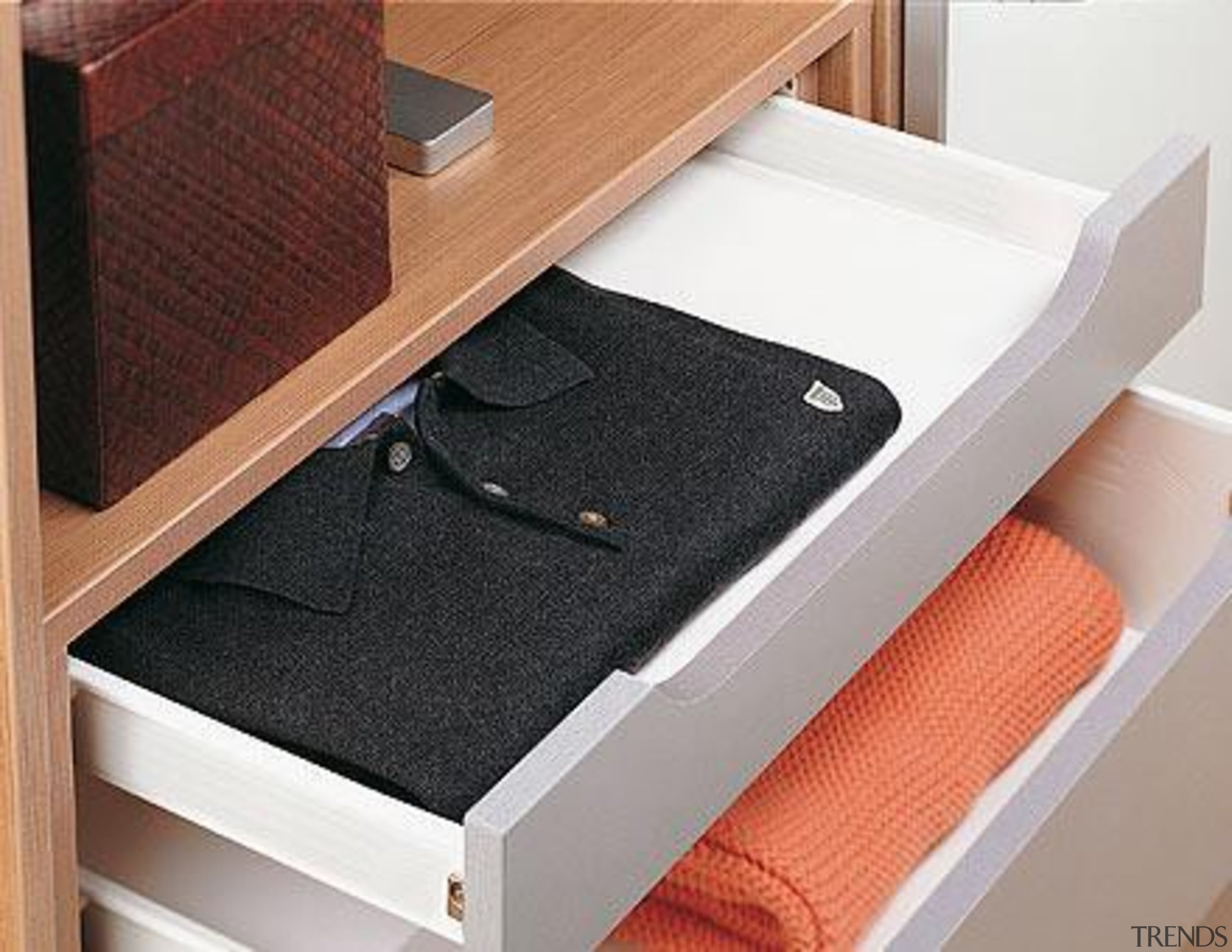 MultiTech steel drawer system for bedrooms and living-rooms. box, drawer, floor, furniture, product, product design, sink, gray
