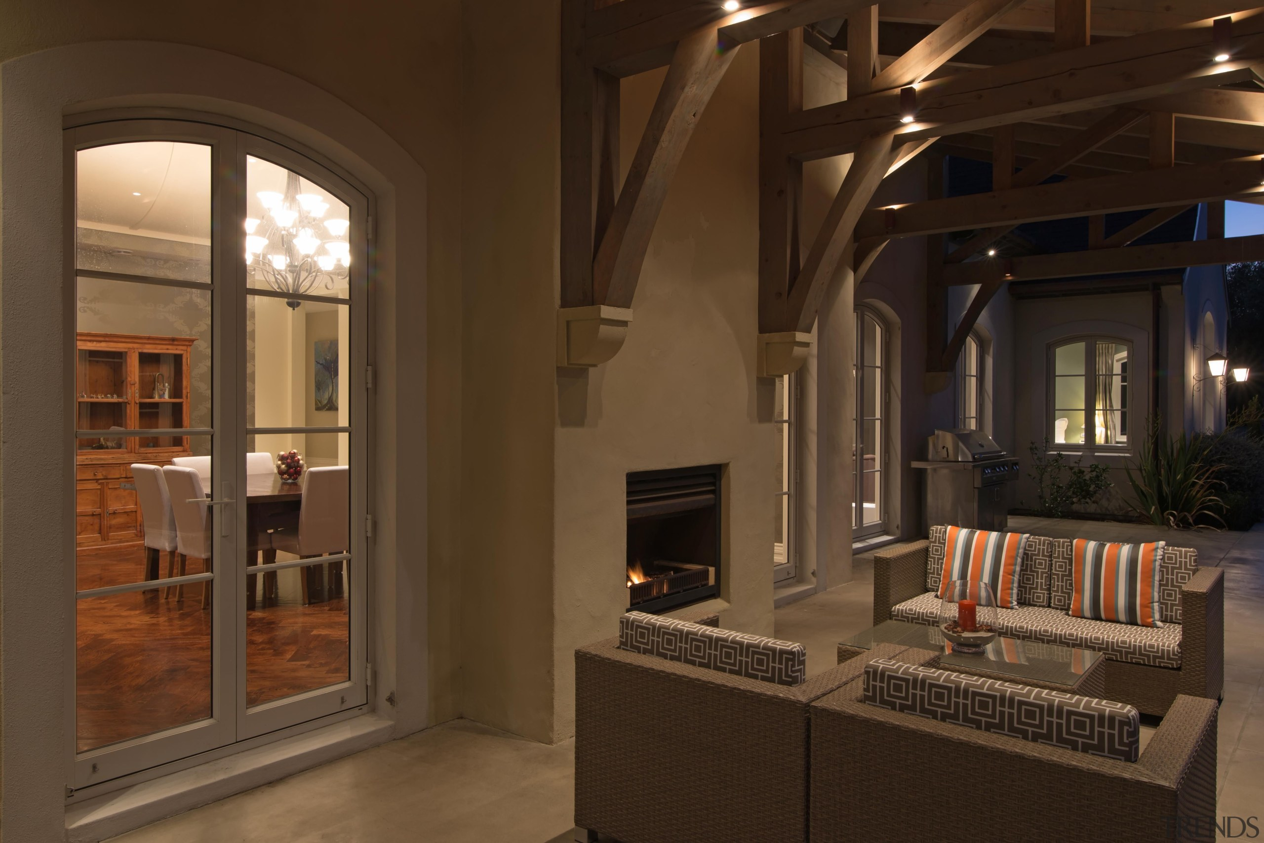 Img 4529 - ceiling | estate | fireplace ceiling, estate, fireplace, home, interior design, living room, brown