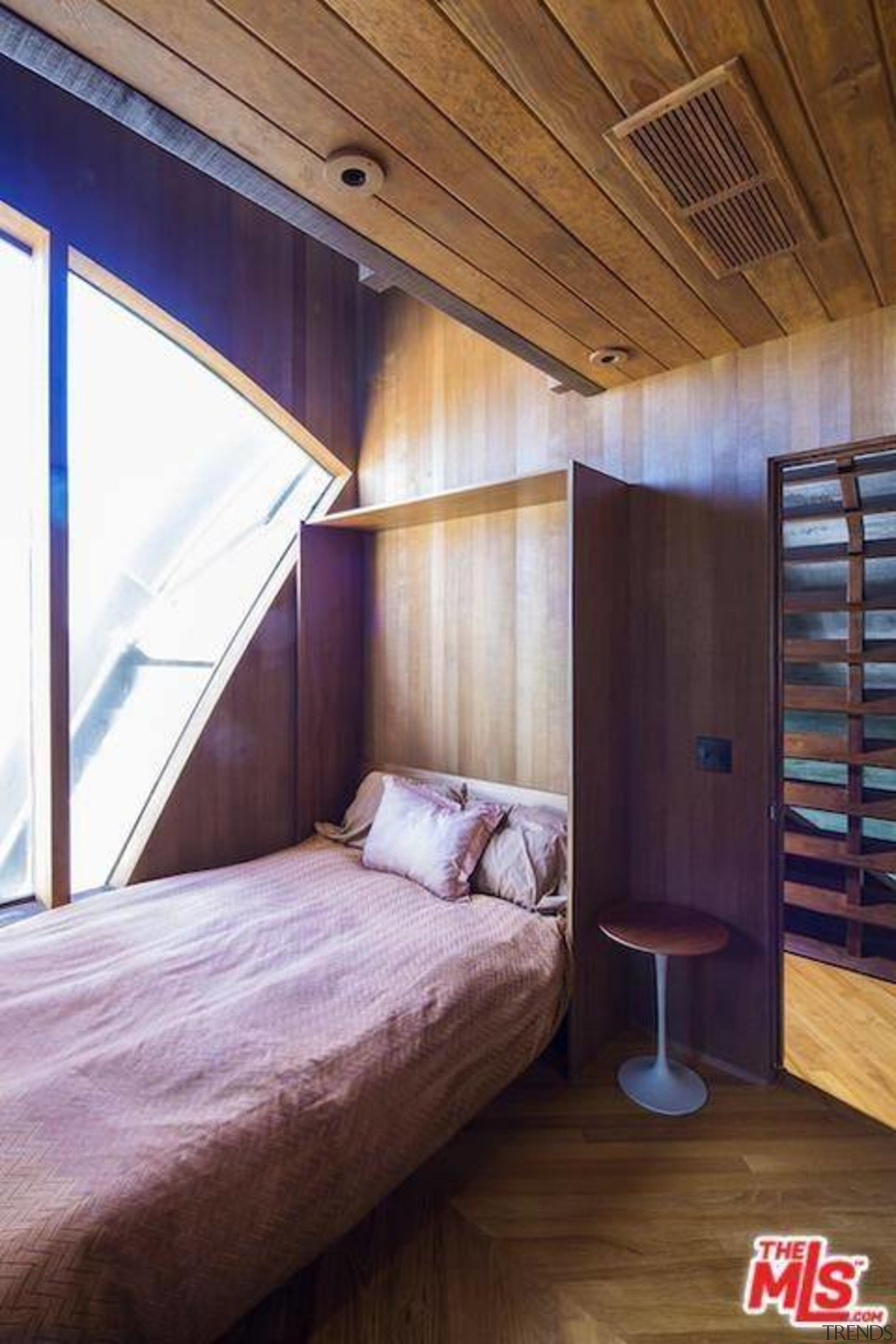Edward Norton's new Malibu Colony home – Trulia architecture, ceiling, interior design, loft, real estate, room, wood