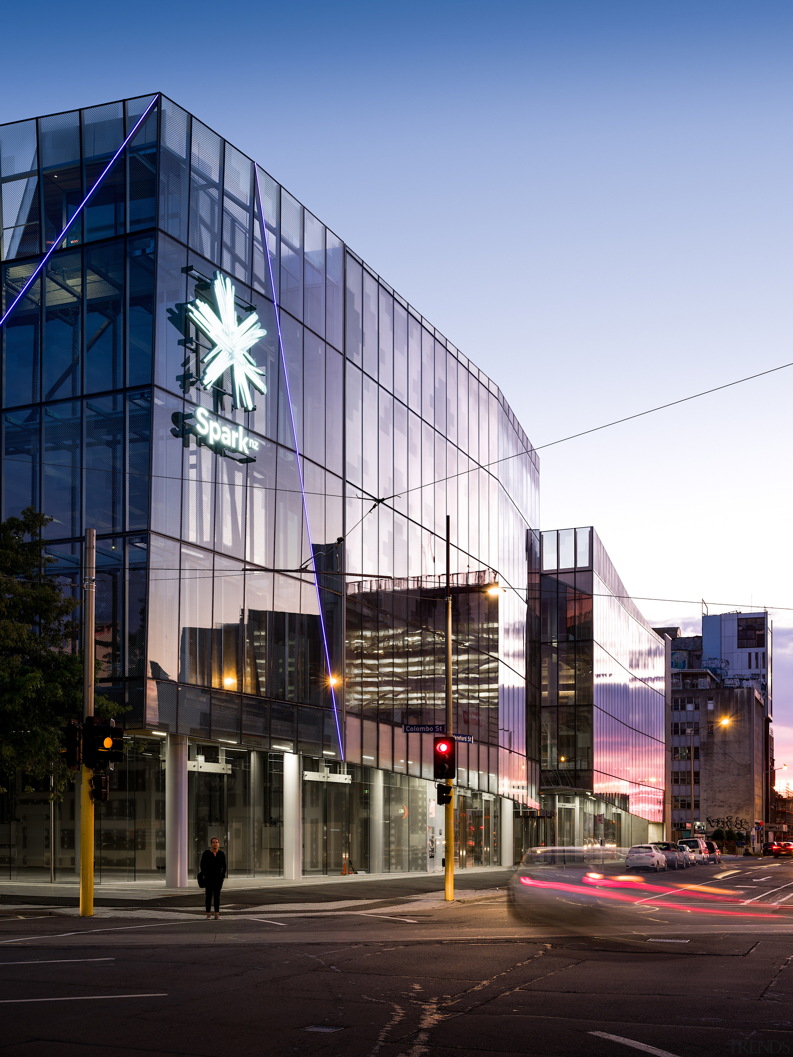 The Spark building is full of surprises –