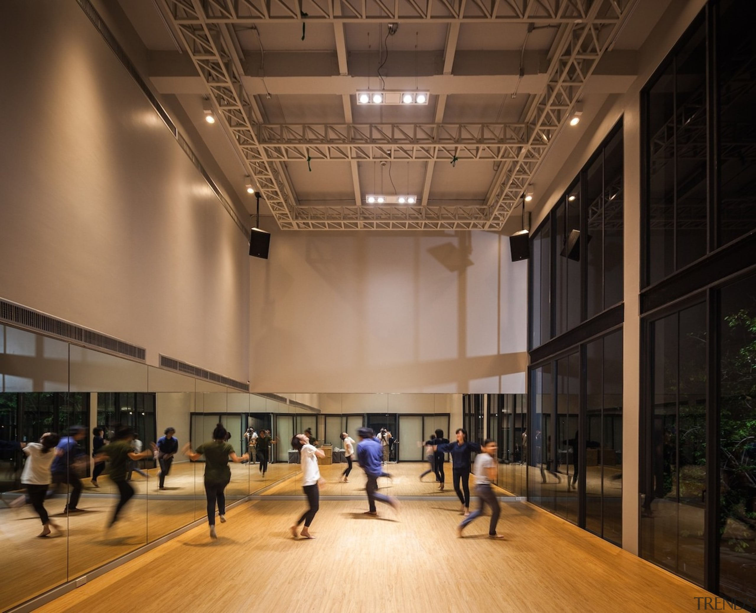 Naiipa 12 - architecture | building | ceiling architecture, building, ceiling, daylighting, lobby, performing arts center, tourist attraction, brown, black