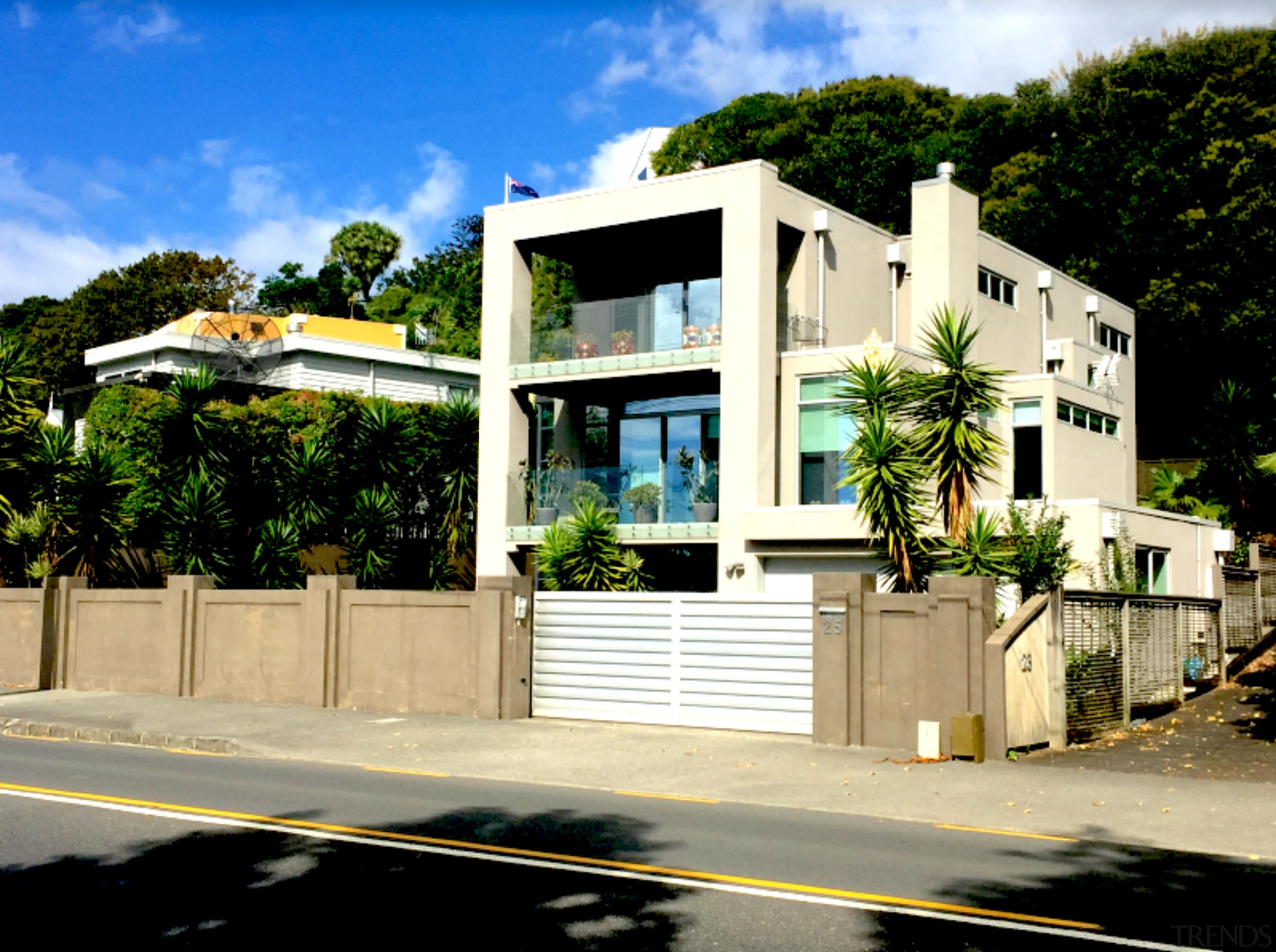 Shore Road Remuera - apartment | architecture | apartment, architecture, building, condominium, elevation, facade, home, house, mixed use, neighbourhood, property, real estate, residential area, villa