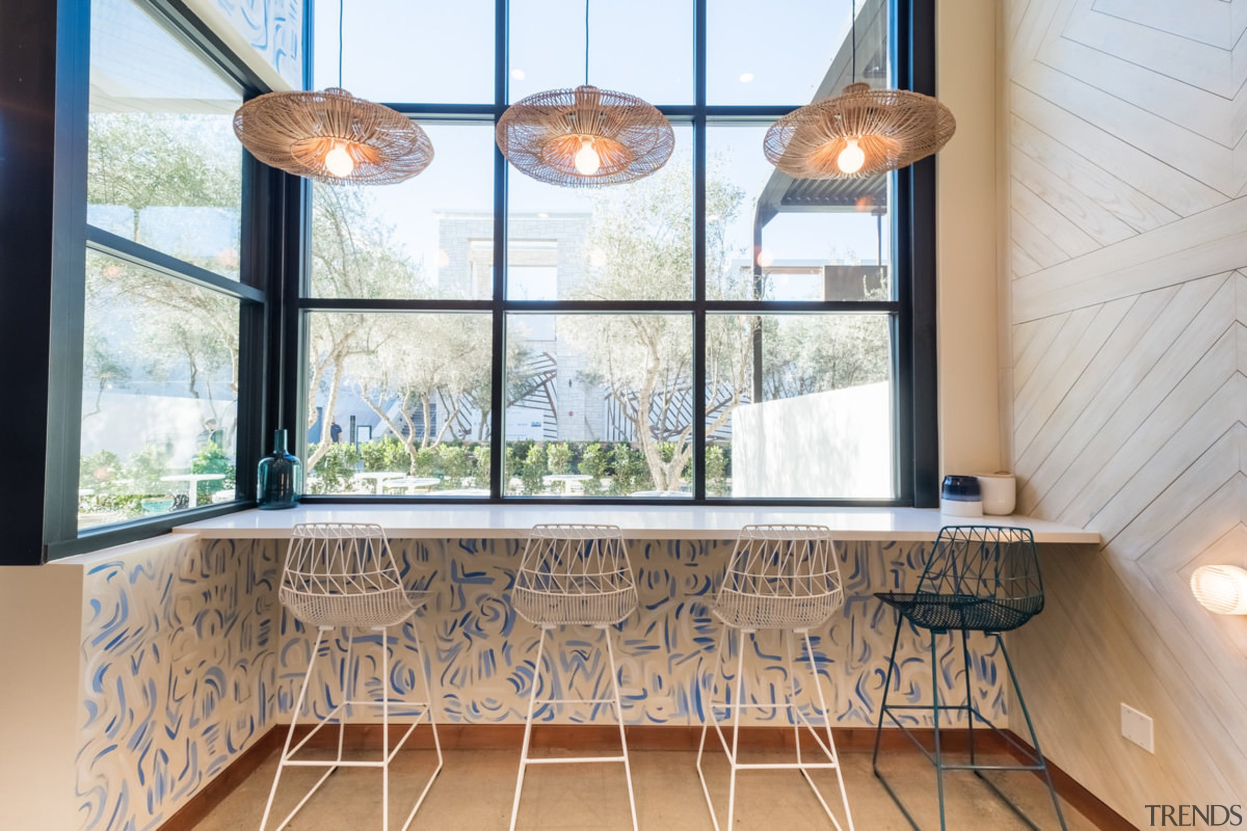 Sweetfin Poke San Diego – Mayes Office - daylighting, estate, home, interior design, property, real estate, room, window, white, gray