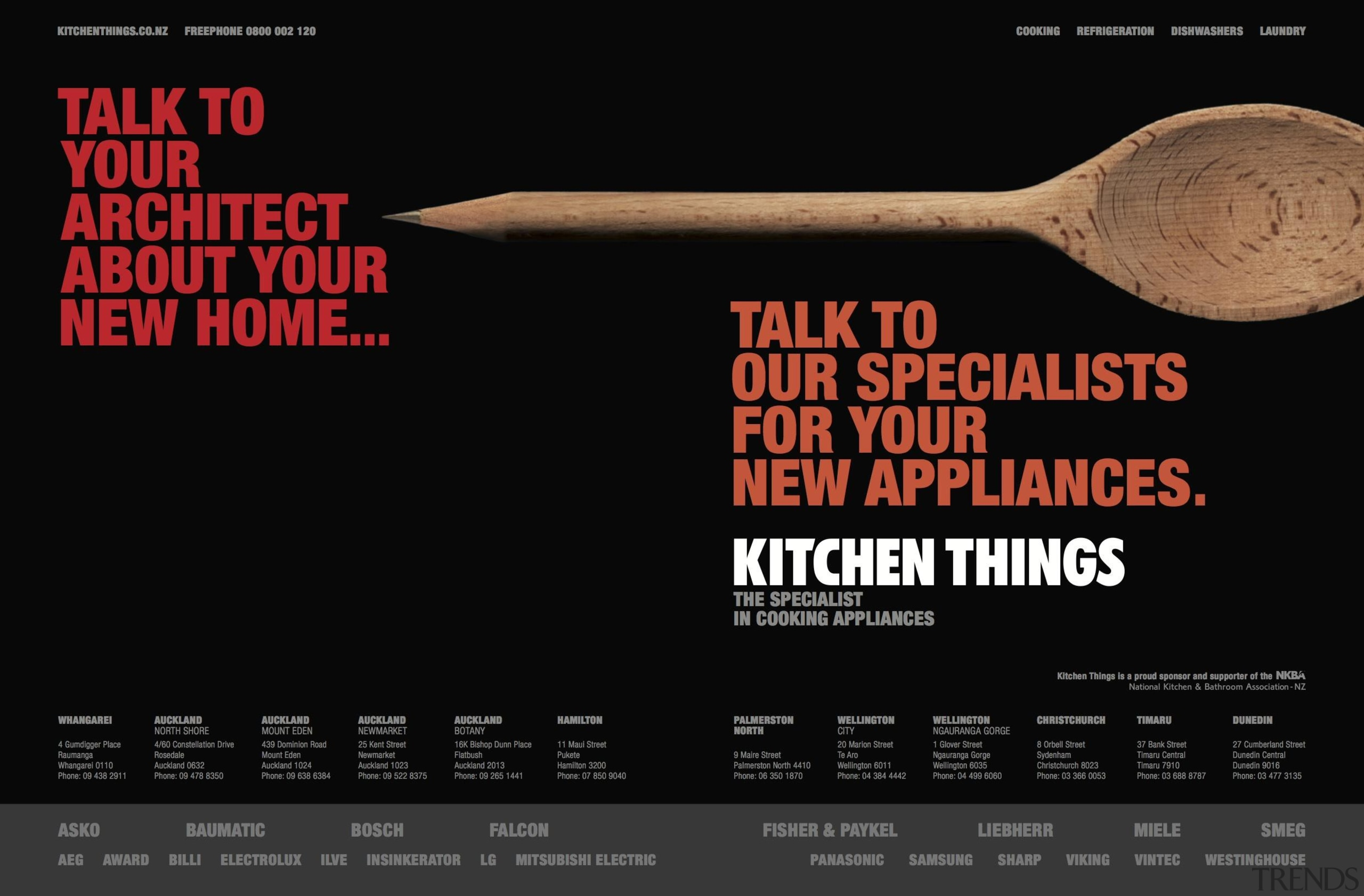 T2 Agency conceptualised a brand advert for publication advertising, font, poster, website, black