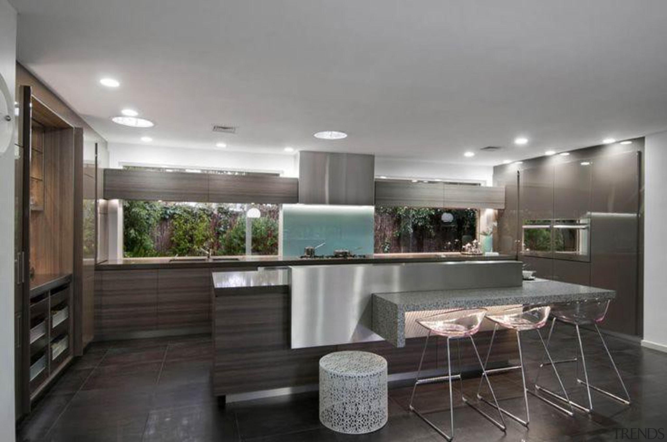 Orana Designer Kitchens Mosaici Carbone - Mosaici Carbone™ countertop, house, interior design, kitchen, real estate, gray, black