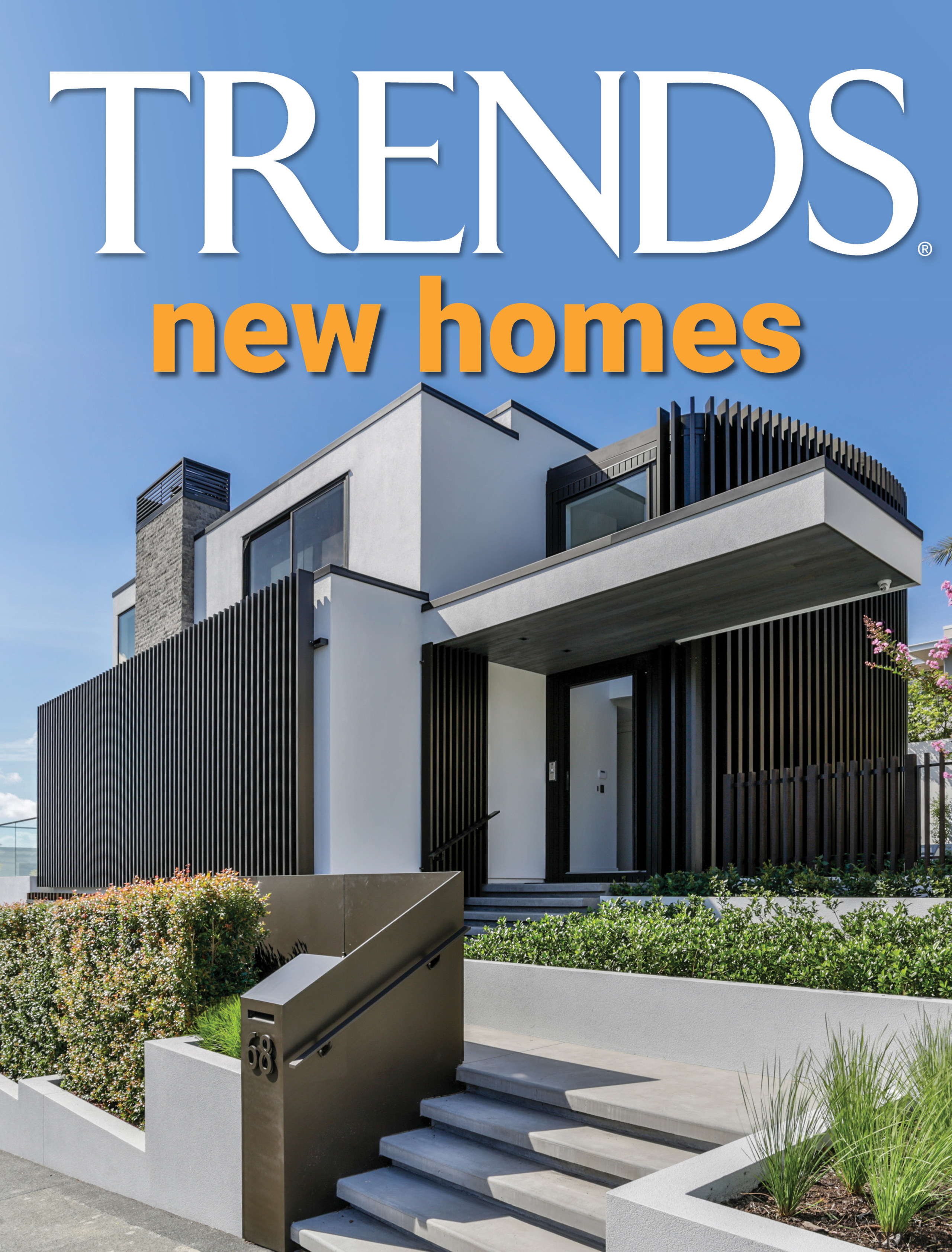 TRENDS MINI COVER new homes -