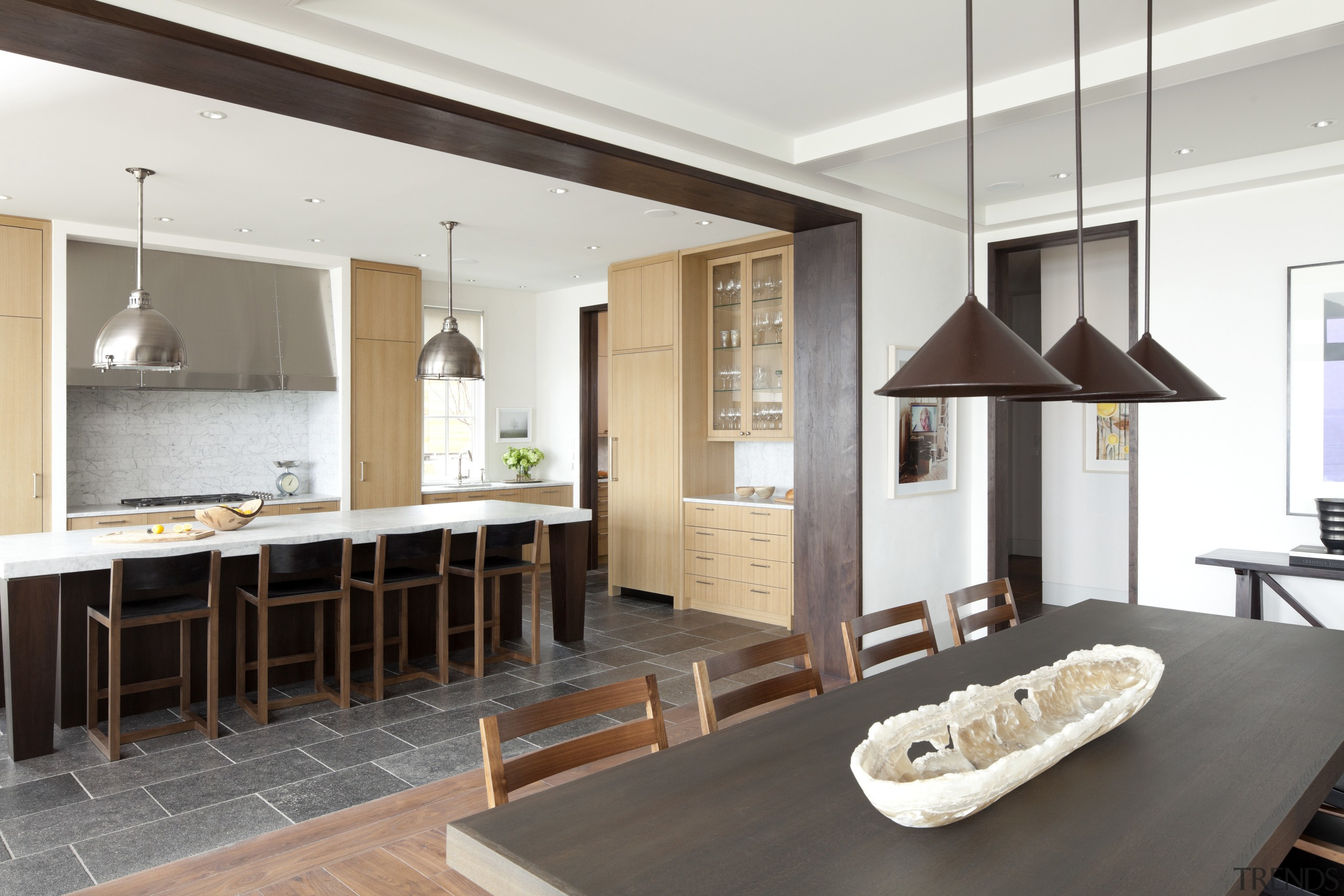 Traditional style new home - Traditional style new countertop, furniture, interior design, kitchen, real estate, table, white