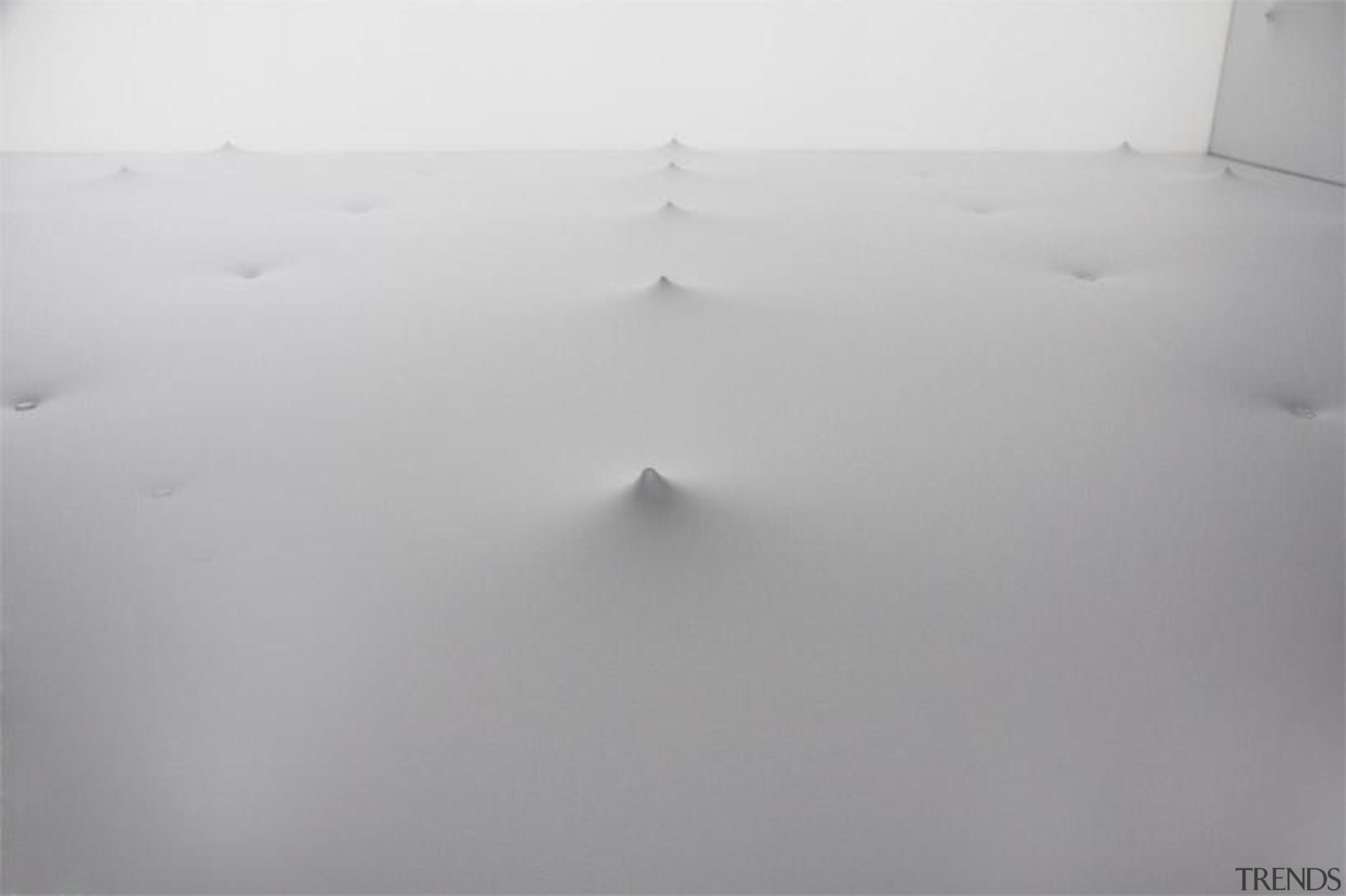 Lighting installation by Ross Lovegrove - Lighting installation fog, freezing, sky, snow, winter, gray, white