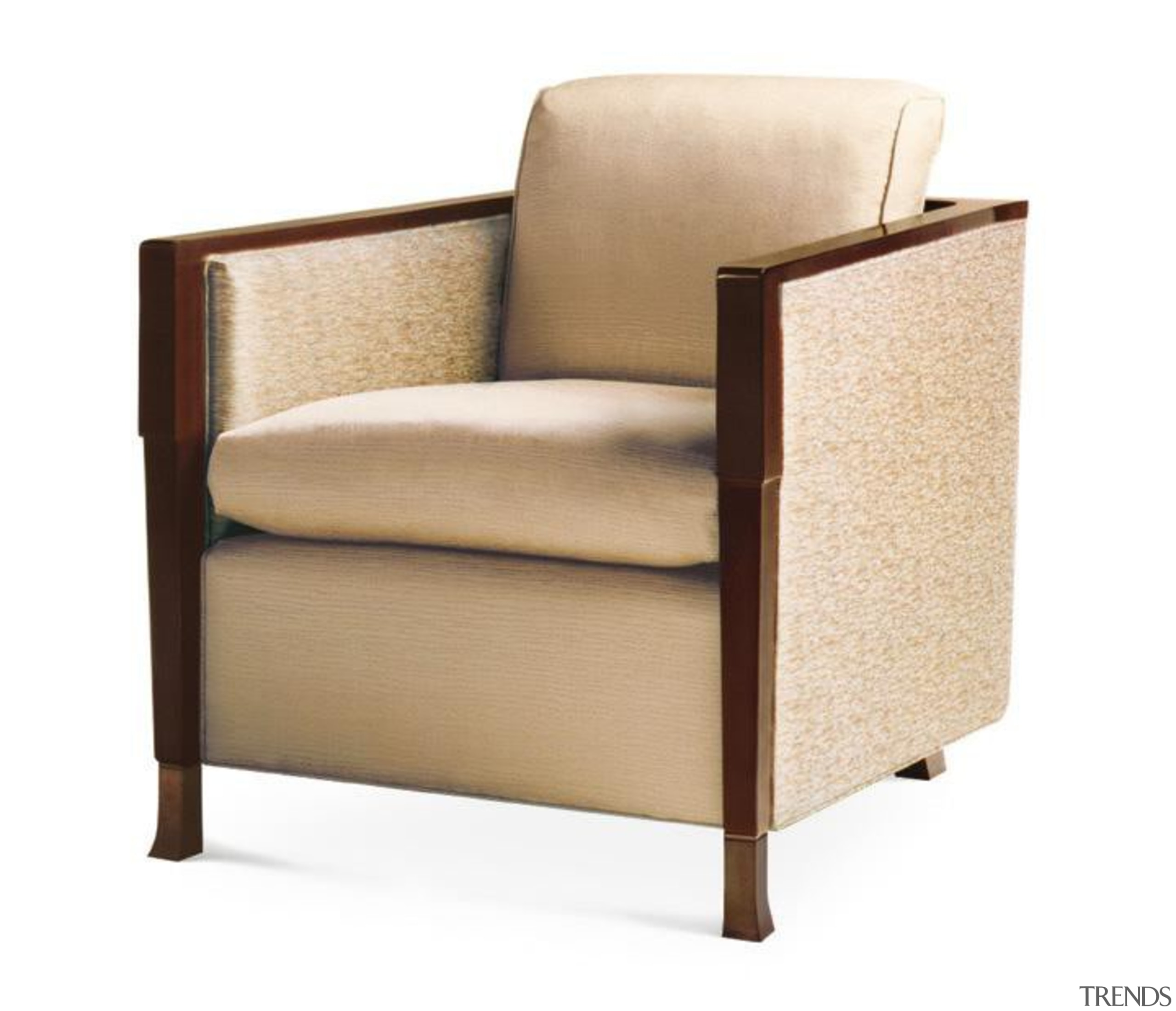 The work of William Sofield is defined not angle, armrest, chair, club chair, furniture, product, product design, white