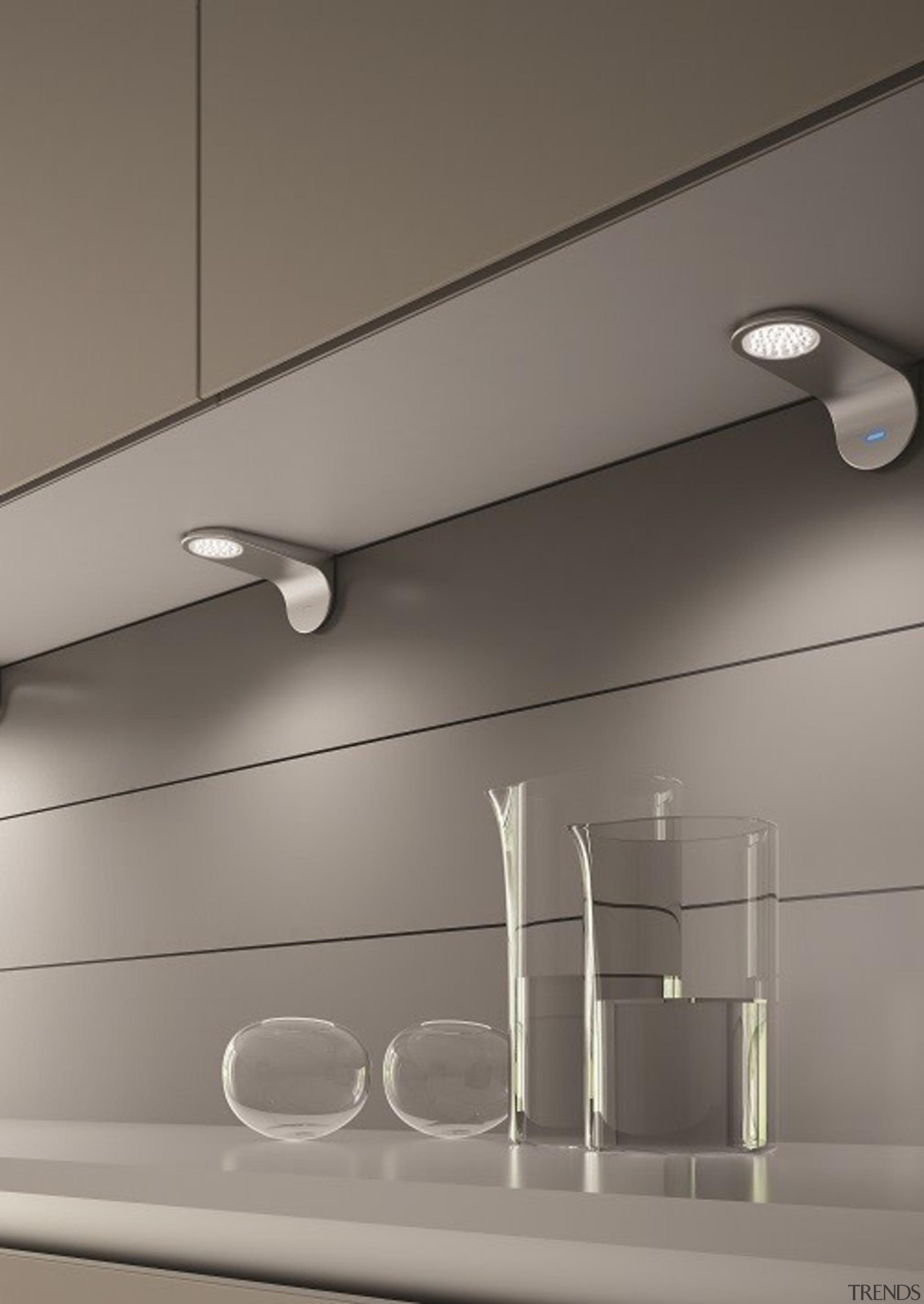 Domus Line Kite Master & Slave LED SpotlightsMade architecture, ceiling, daylighting, light, light fixture, lighting, product design, tap, gray