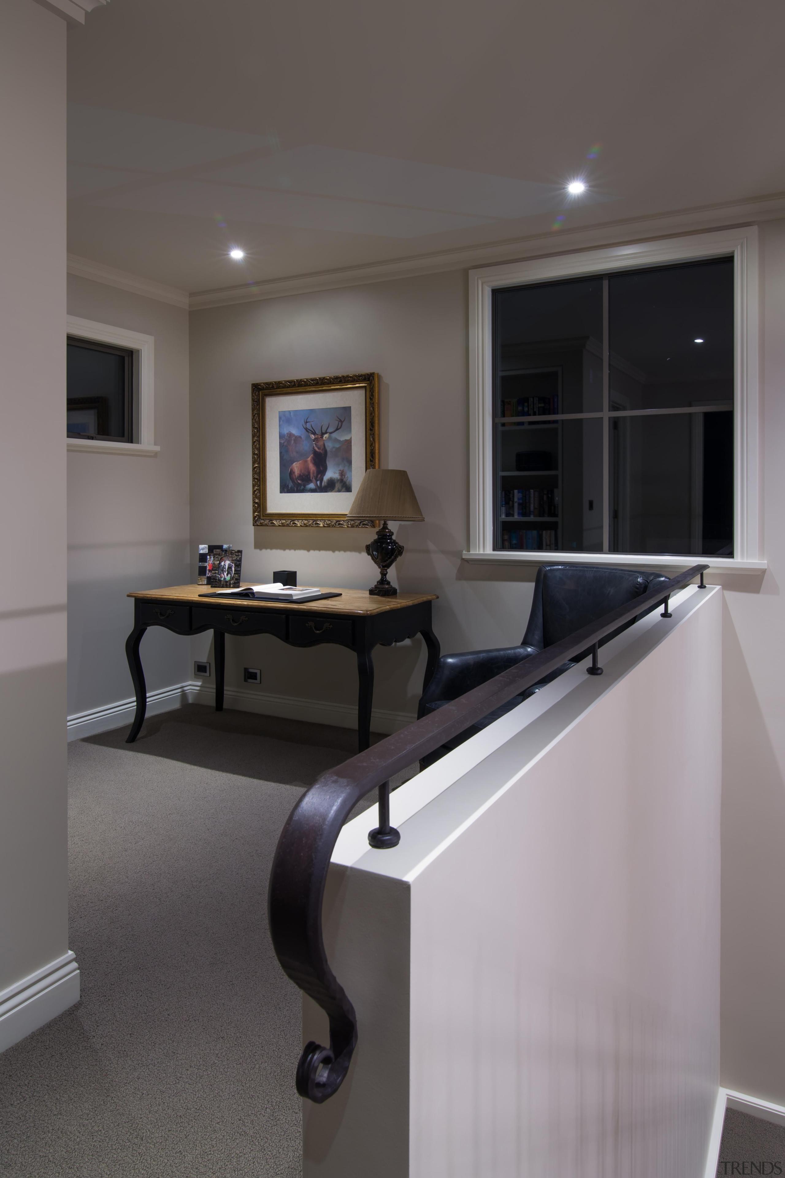 Img3517 - architecture | desk | floor | architecture, desk, floor, flooring, furniture, interior design, office, real estate, gray, black