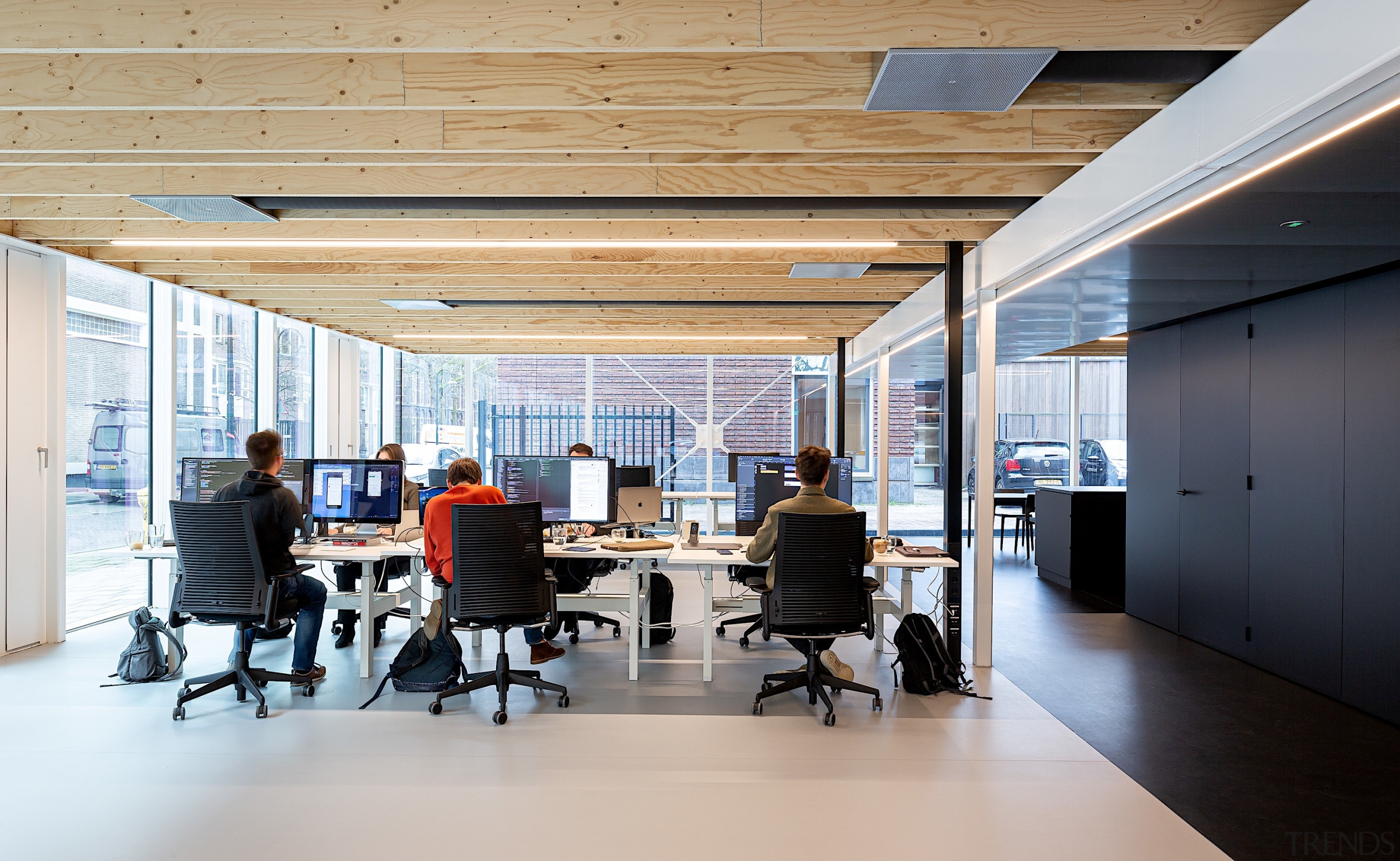 Modern, adaptable and greener than green, Building D(emountable)