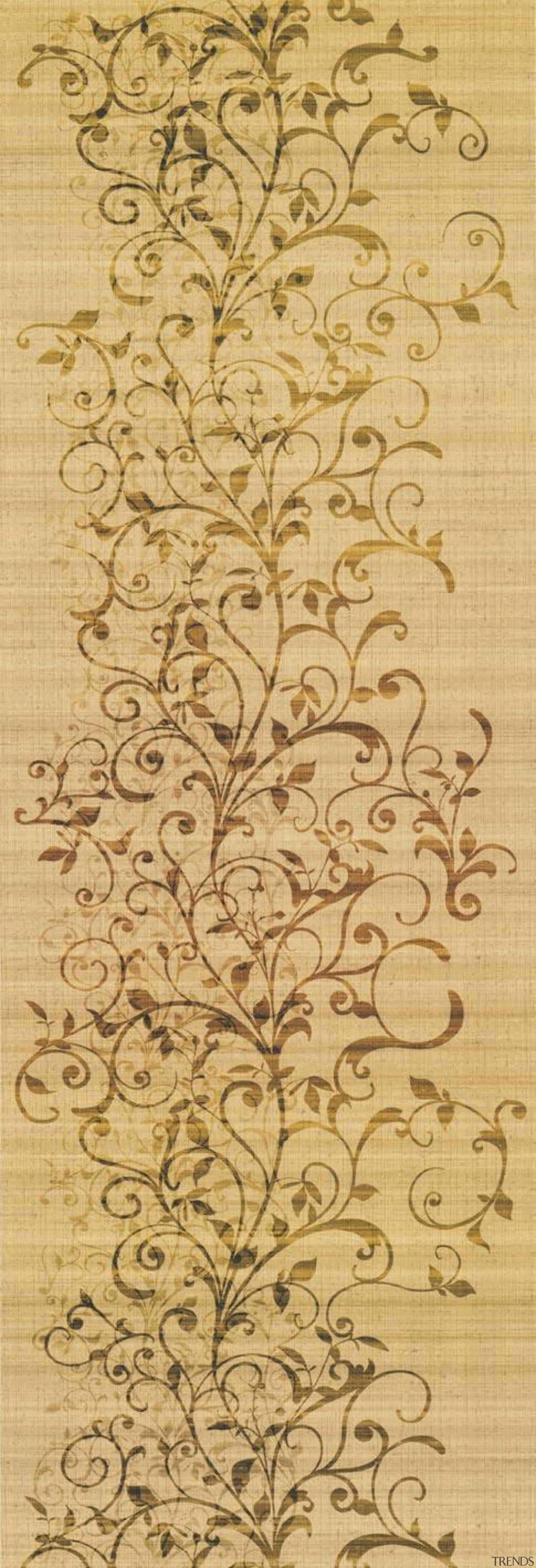 Venetian Damask Range - flora | text | flora, text, orange