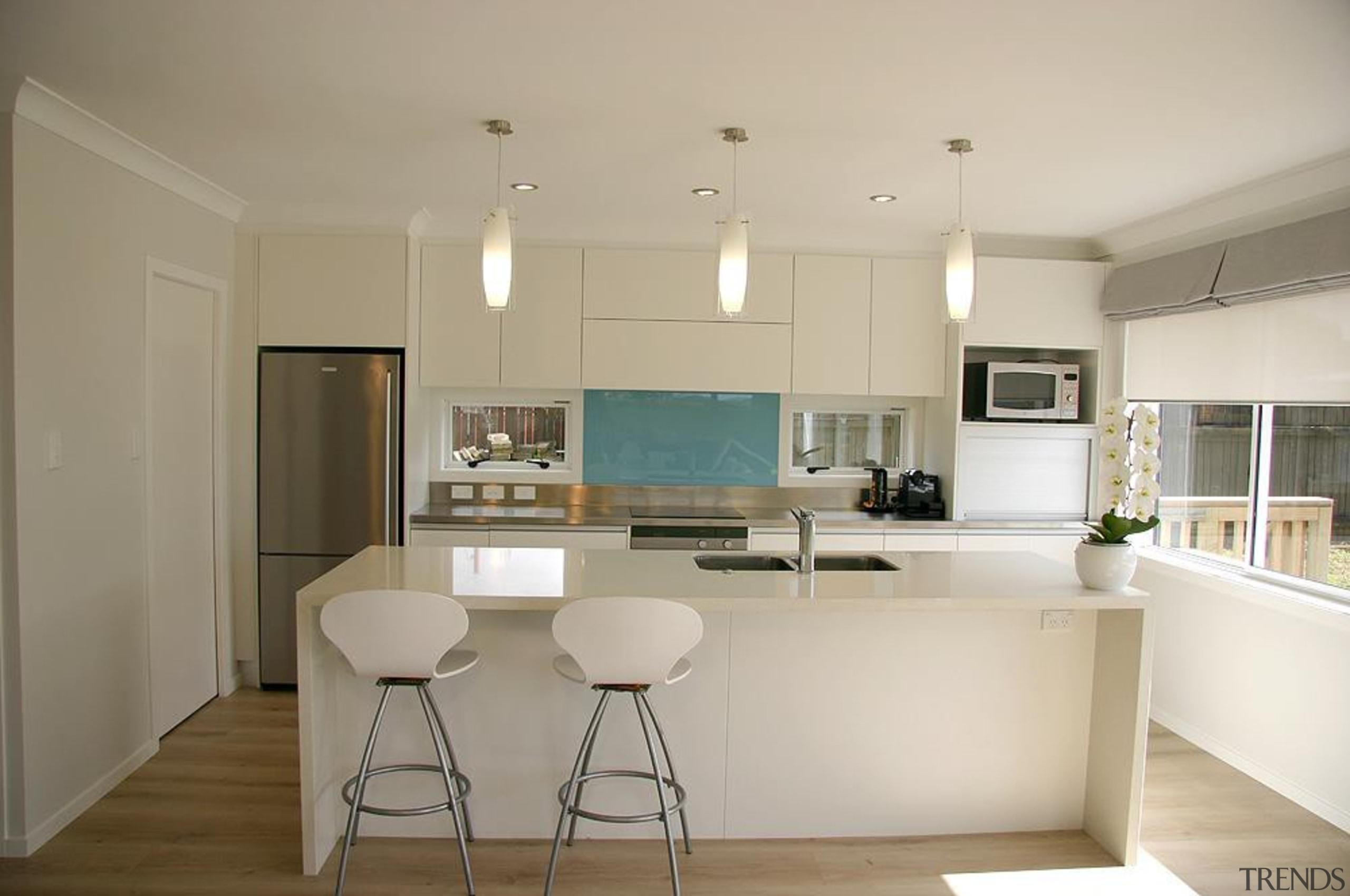 11 hillsborough modern 2013 3.jpg - 11_hillsborough_modern_2013_3.jpg - architecture, countertop, floor, interior design, kitchen, property, real estate, room, gray