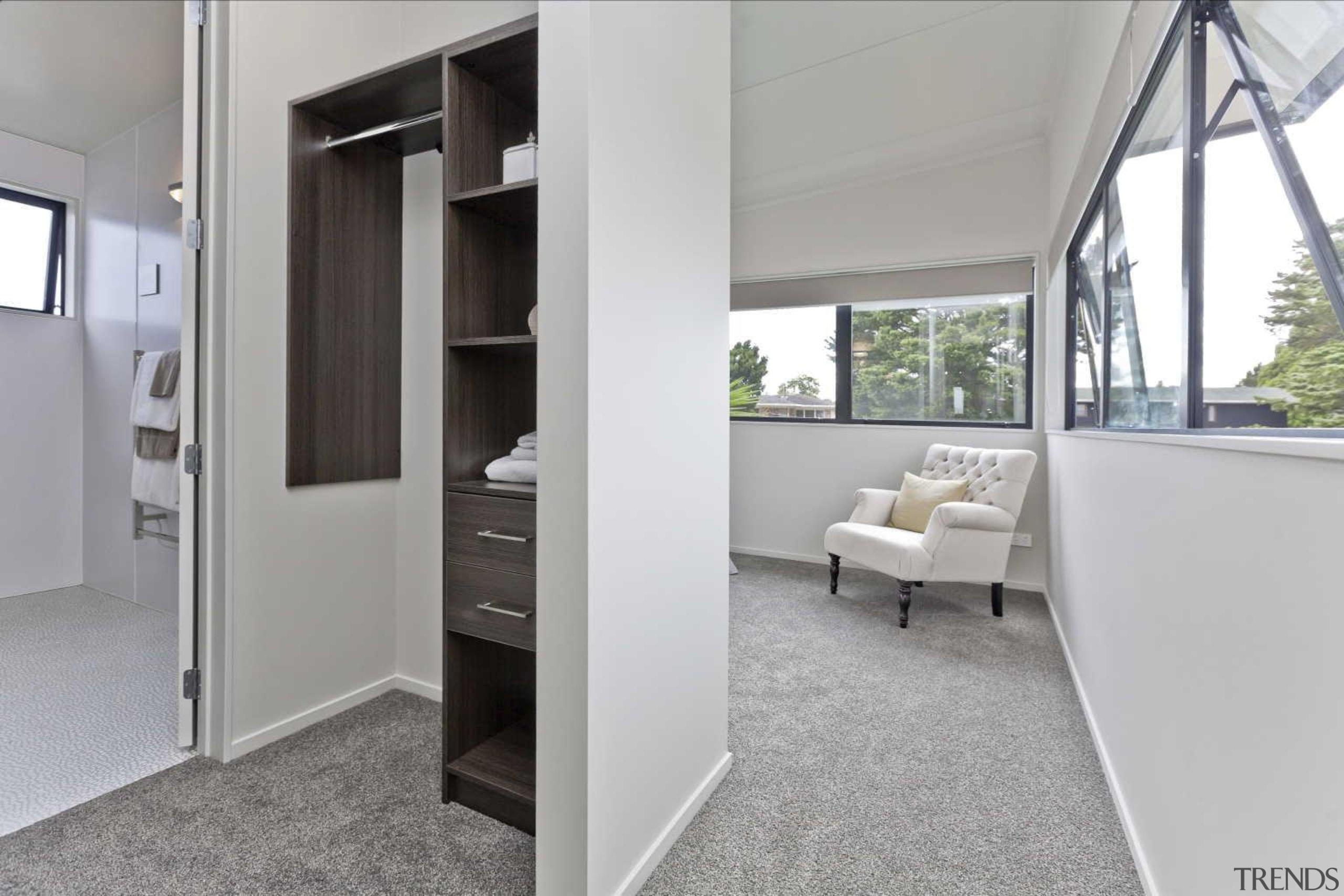 Let the light shines in - Interior Design architecture, interior design, property, real estate, gray