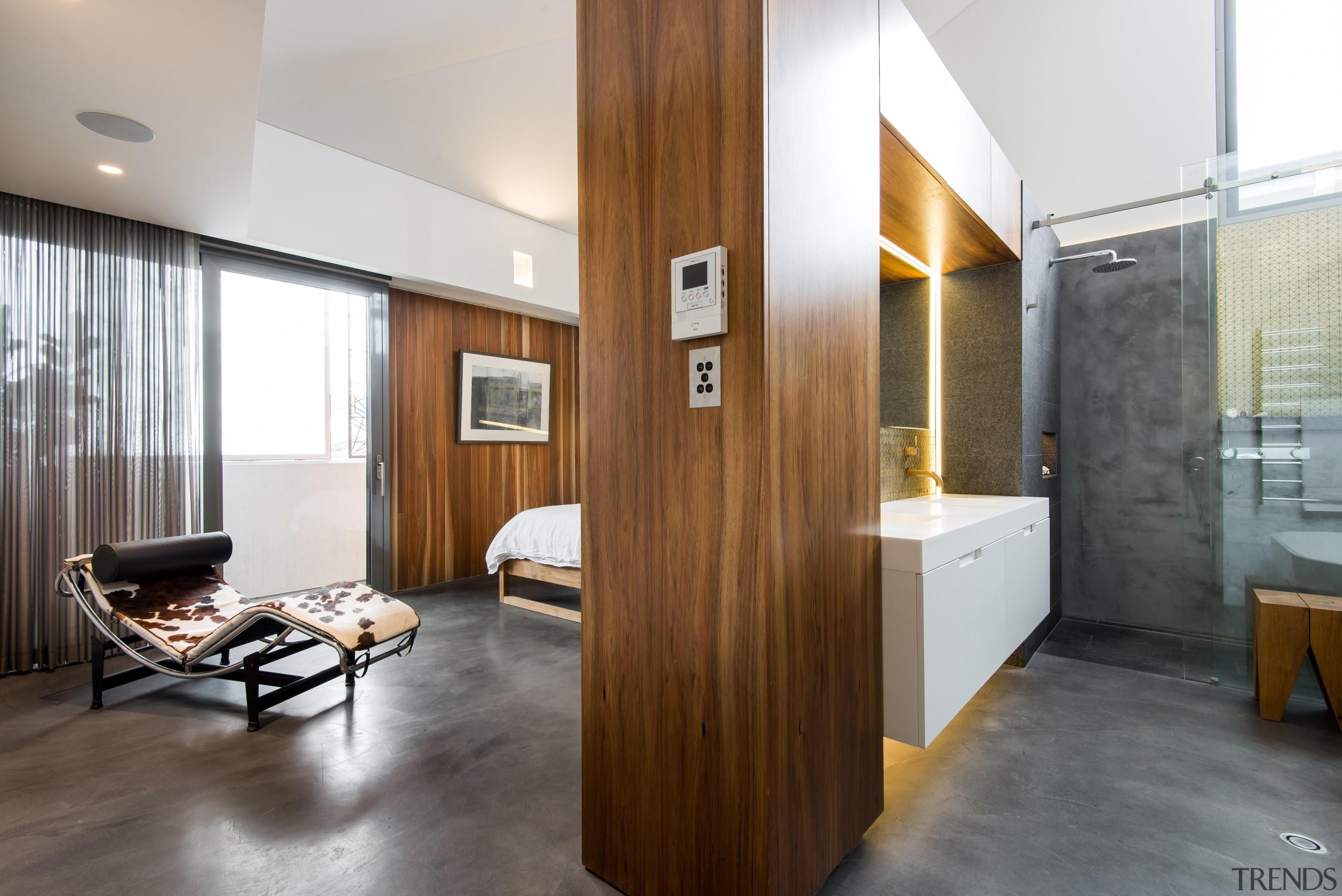 Joe Chindarsi of Chindarsi Architects - Winner of architecture, ceiling, floor, flooring, interior design, real estate, white, brown