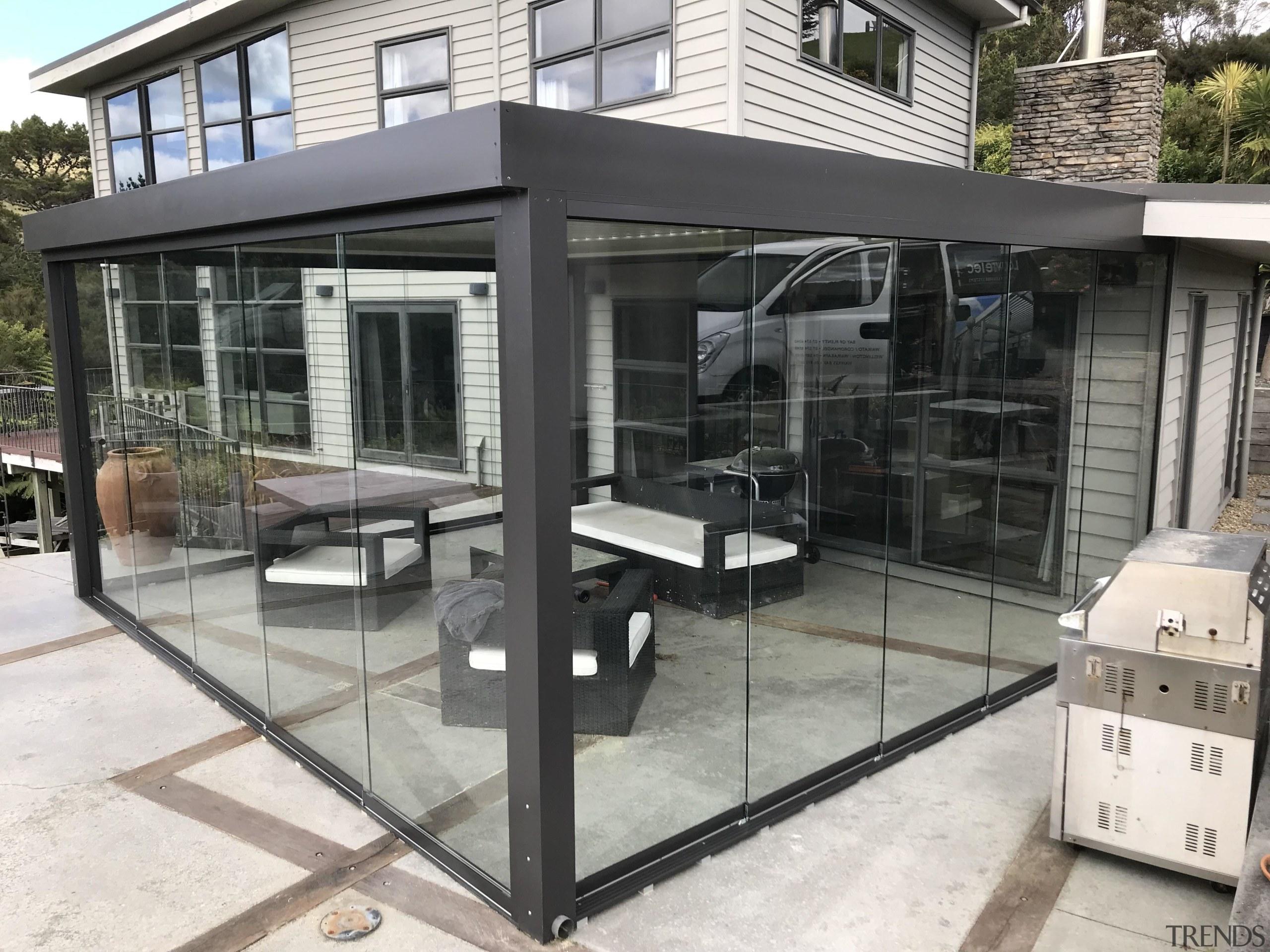 Slidetec Glass Sliding Doors -