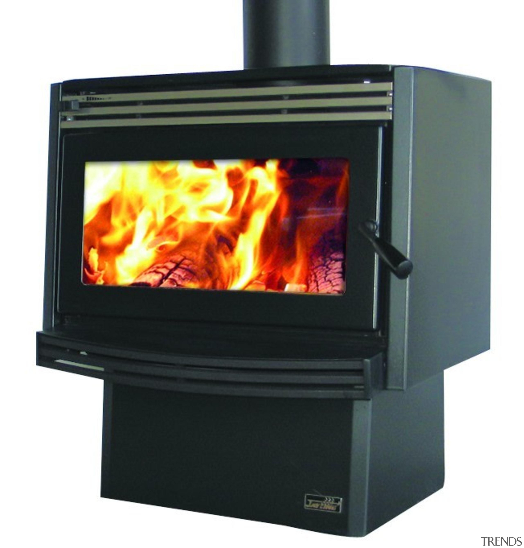 Jayline Spitfire 19kW Wood Fire - Jayline Spitfire hearth, heat, home appliance, product, stove, wood burning stove, black, white