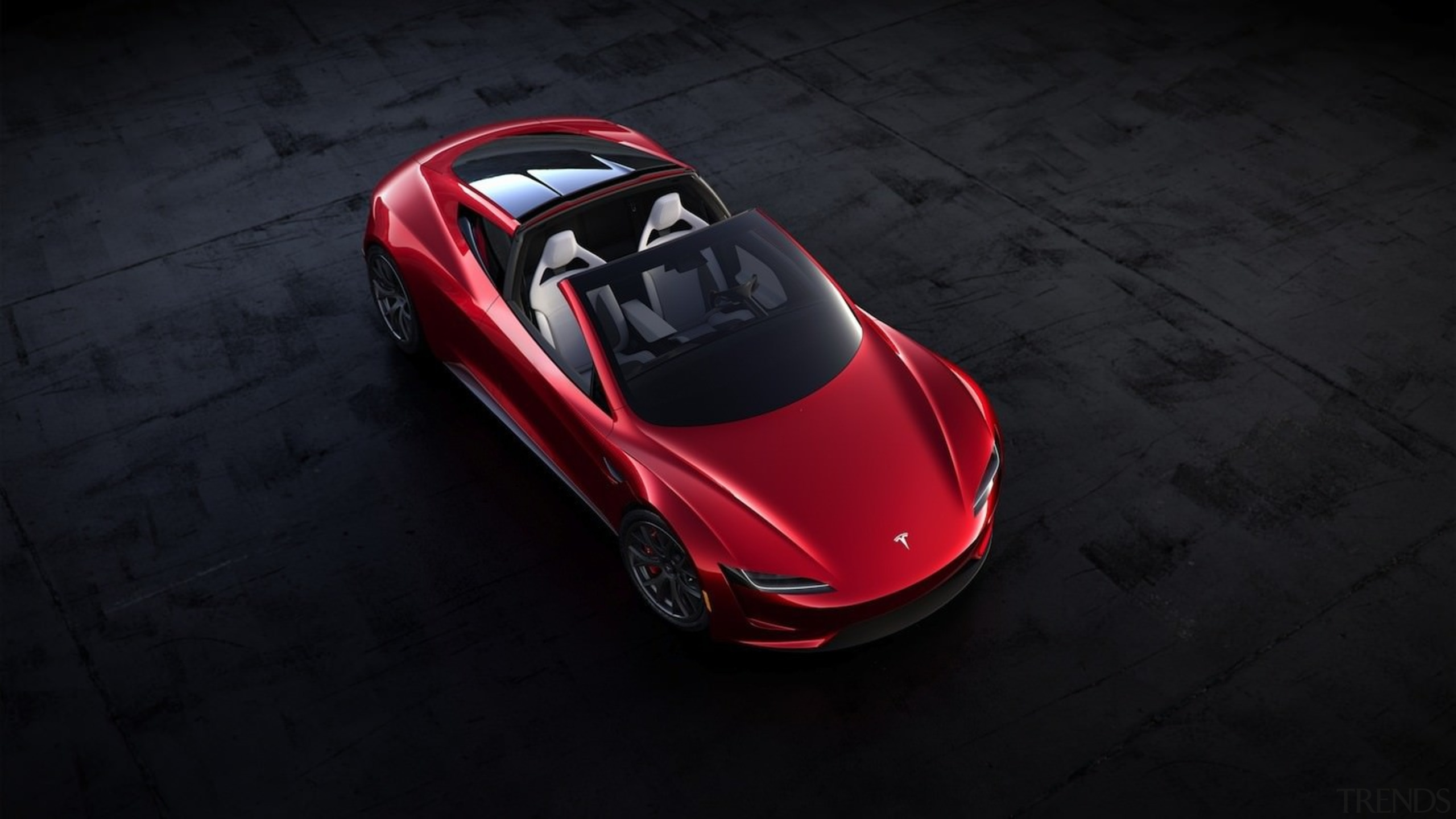 Tesla's new Roadster - Tesla's new Roadster - automotive design, car, computer wallpaper, land vehicle, luxury vehicle, mode of transport, motor vehicle, performance car, race car, sports car, supercar, vehicle, black