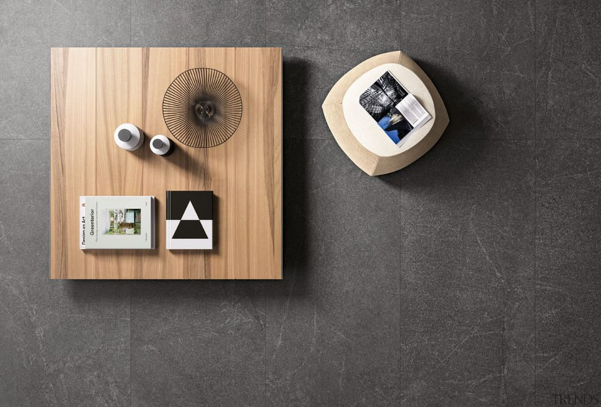 The Horizon collection is inspired by the elegant black, gray