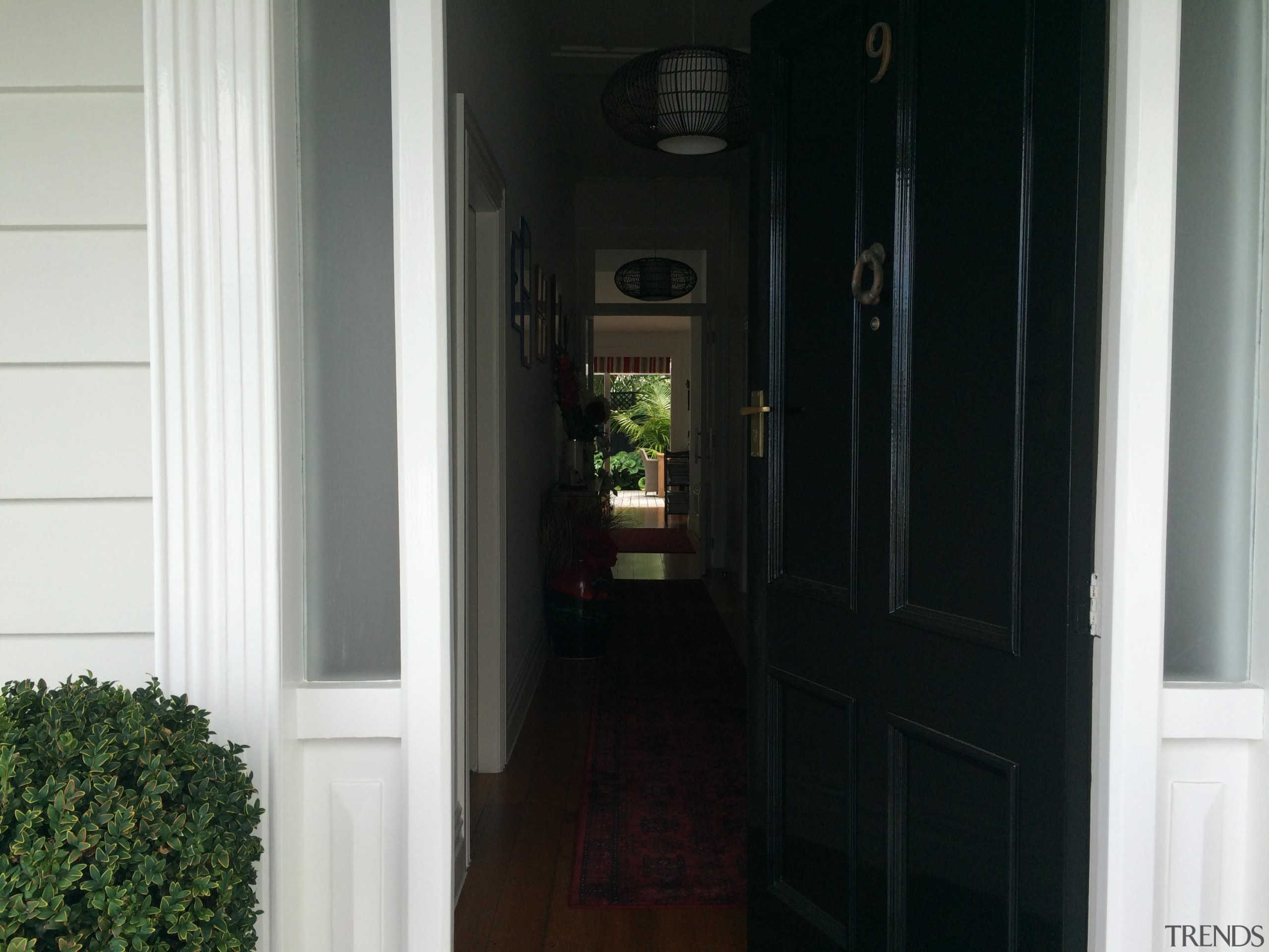 John St. 3 - door | home | door, home, house, property, structure, window, wood, black, white
