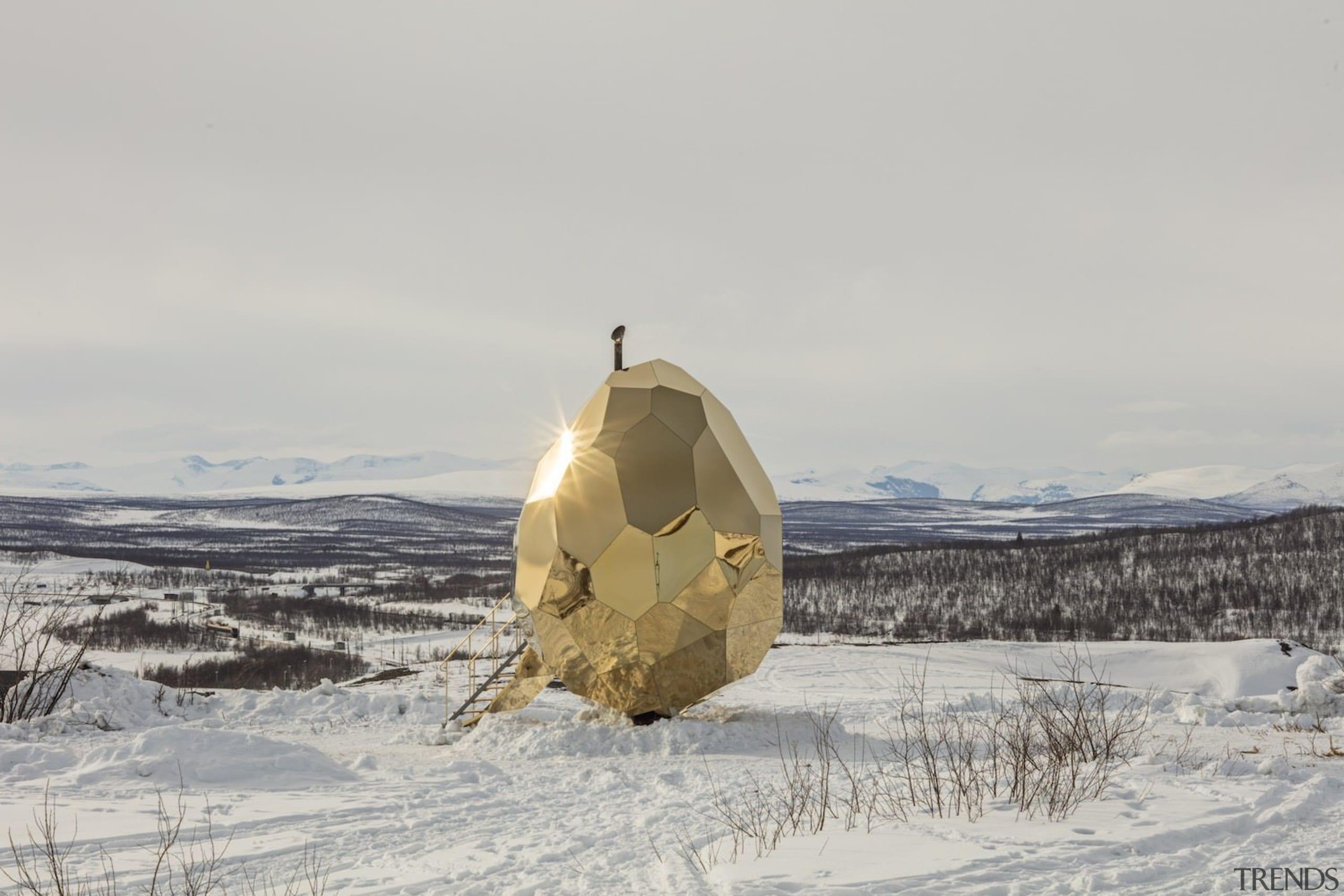 Designed by Bigert & BergströmPhotography by Jean-Baptiste arctic, freezing, ice, sky, snow, tundra, winter, gray