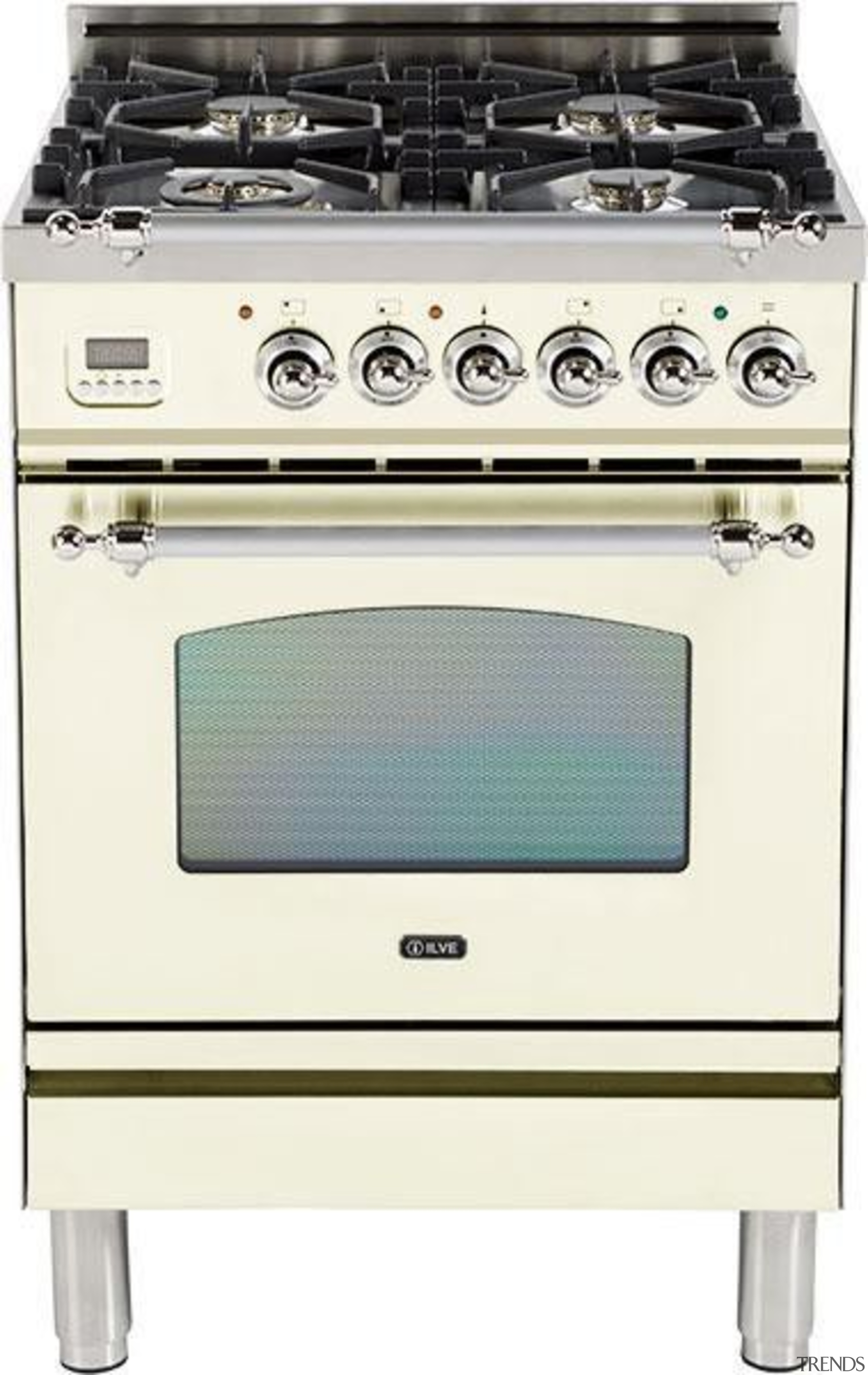 The Nostalgie series features many of the ILVE gas stove, home appliance, kitchen appliance, kitchen stove, major appliance, product, white