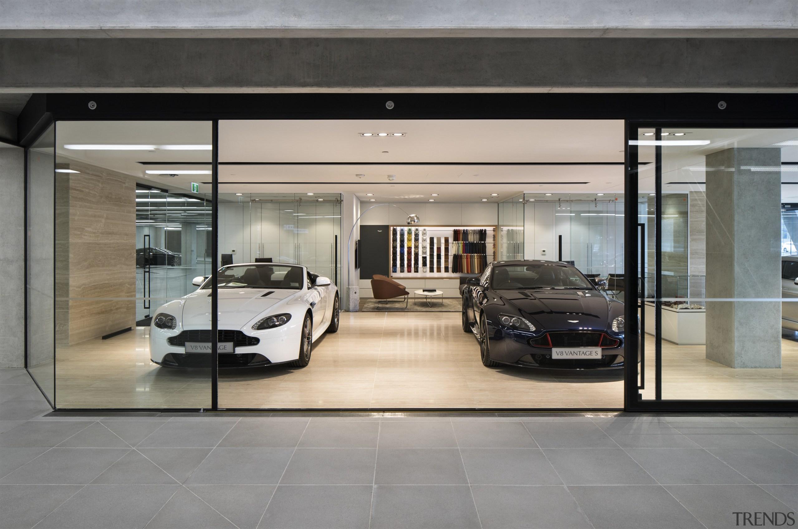 Pre-owned vehicles are displayed on the upper showroom automotive design, bmw, building, car, car dealership, door, executive car, floor, glass, interior design, luxury vehicle, motor vehicle, vehicle, vehicle door, gray