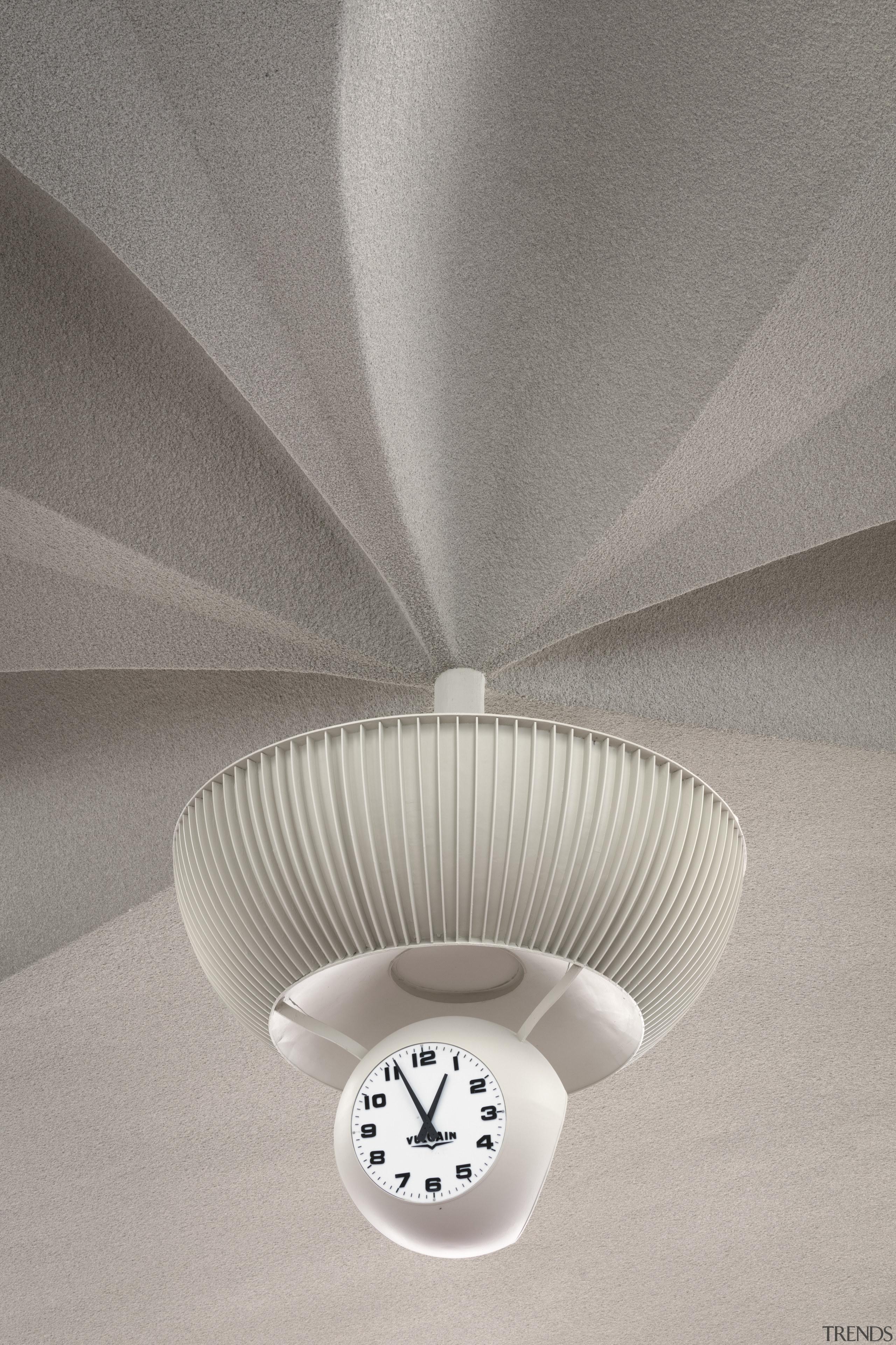 The original Flight Center's signature Vulcain clock ticks architecture, Vulcain Clock, TWA Hotel, Lobby