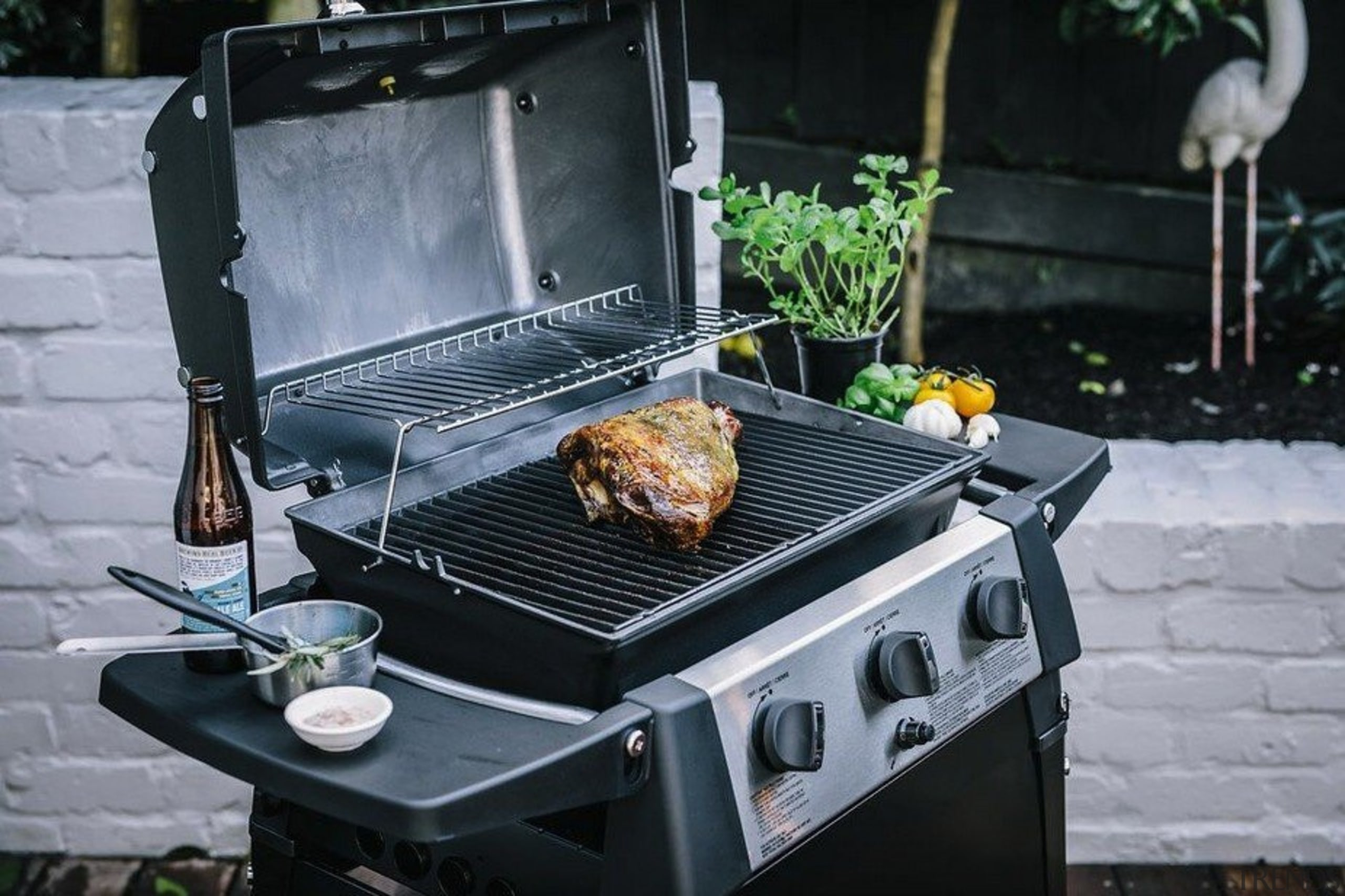 View Our Portable Range barbecue, barbecue grill, cuisine, grilling, home appliance, kitchen appliance, outdoor grill, black, gray