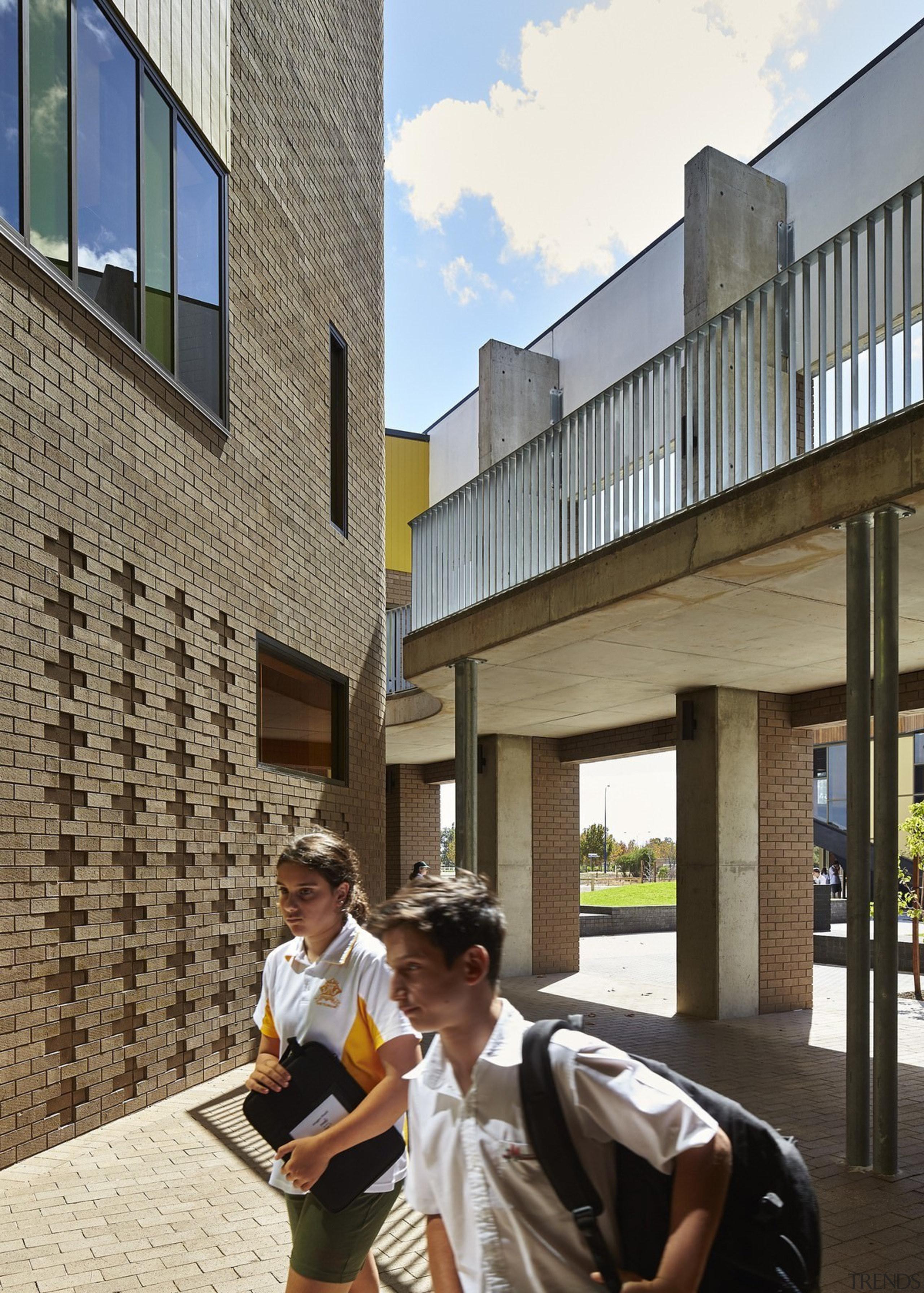 Bunbury Catholic College – Mercy Campus - Bunbury architecture, building, city, house, real estate, gray, black