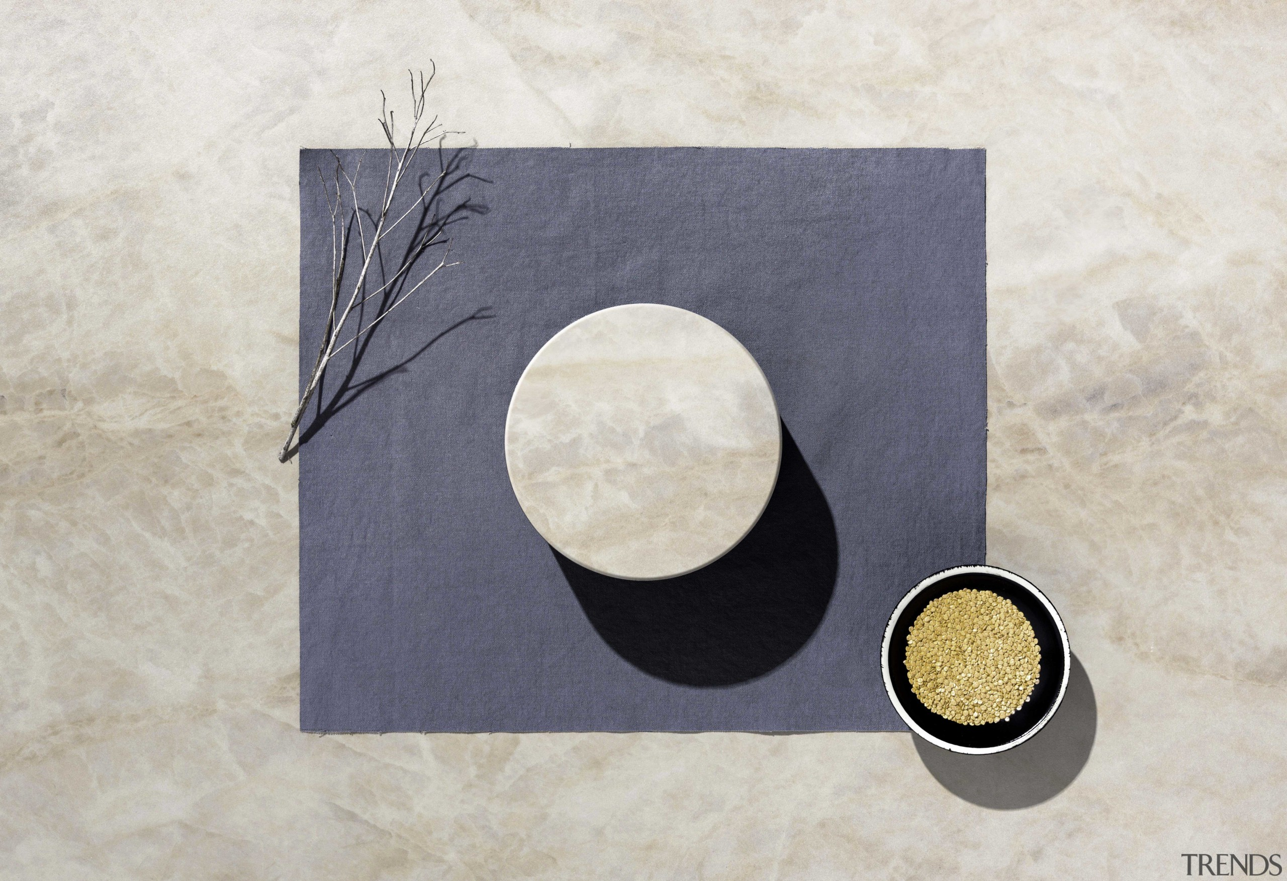 Moodboard – Dekton Arga - circle | illustration circle, illustration, paper, white