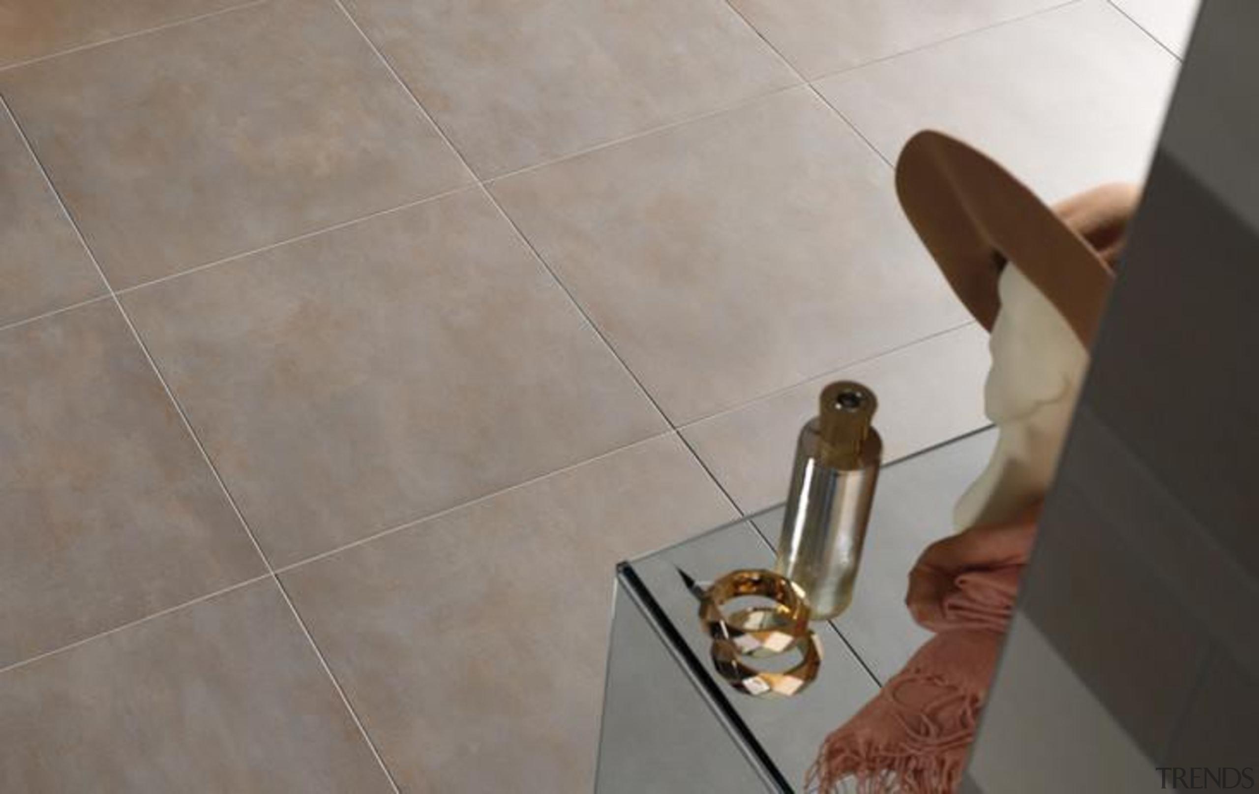 Earthstone clay grey interior floor tiles - Earthstone floor, flooring, tile, gray
