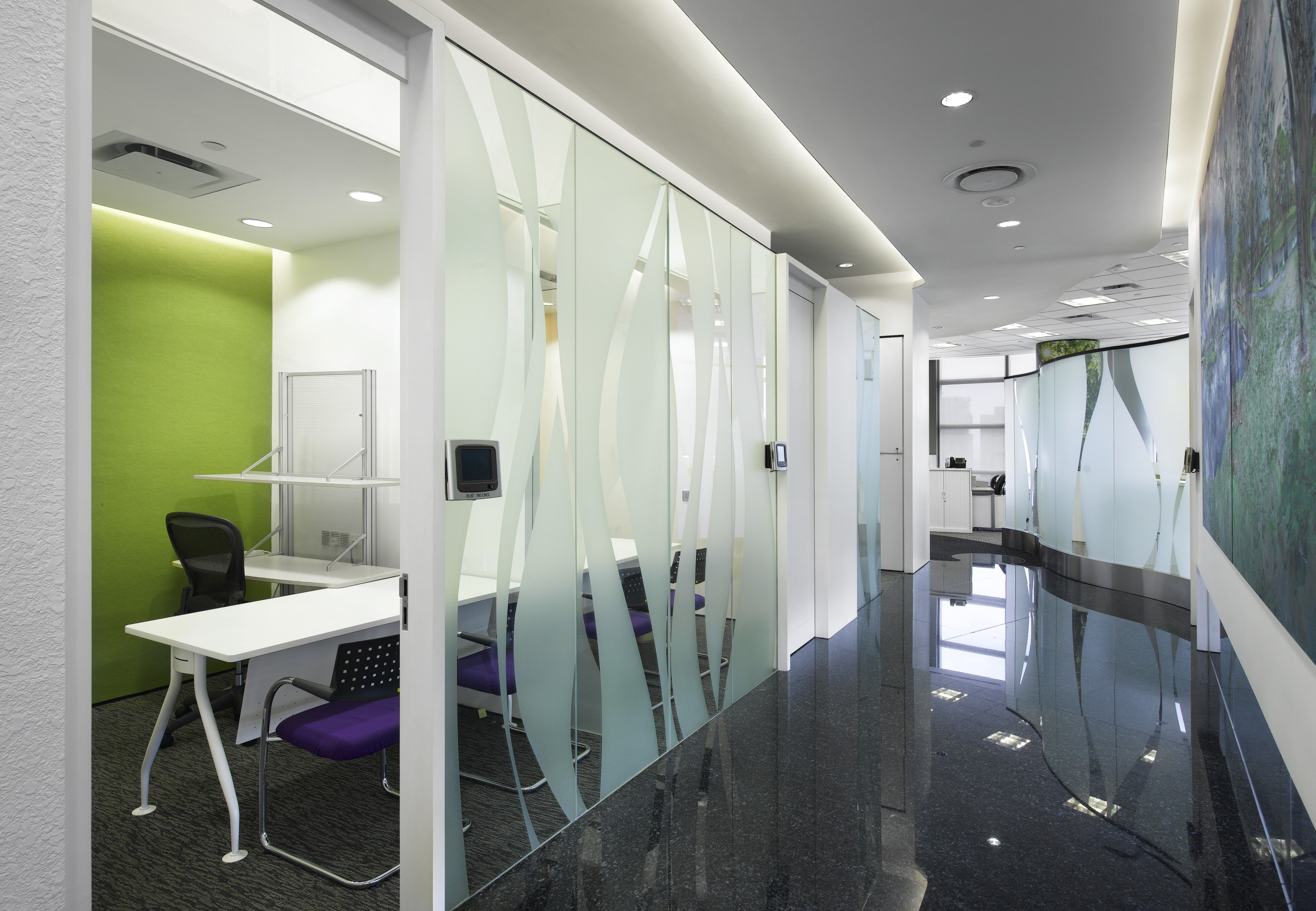 View of the Accenture office in Kua    - Gallery - 15 | Trends